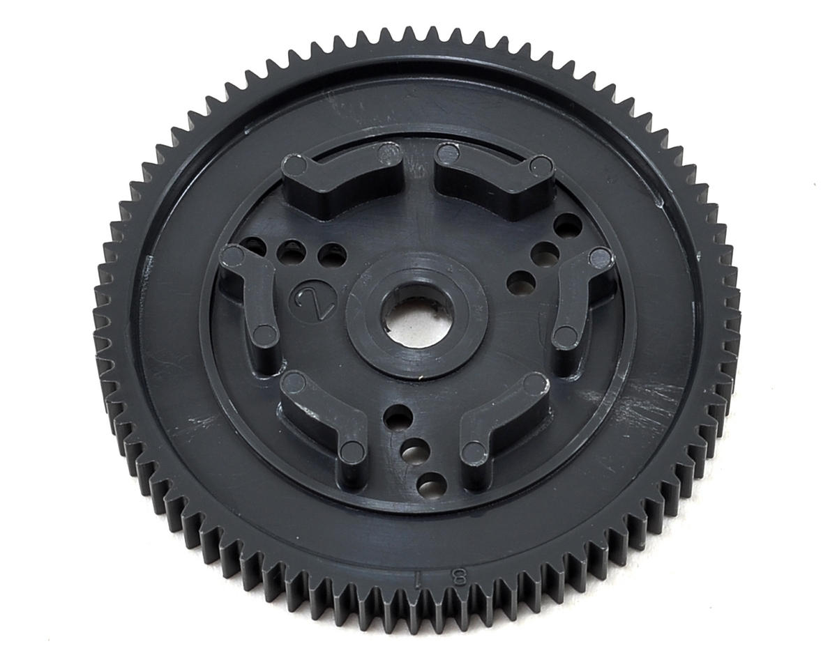 Nova 48P Spur Gear (81T) by Schelle Racing