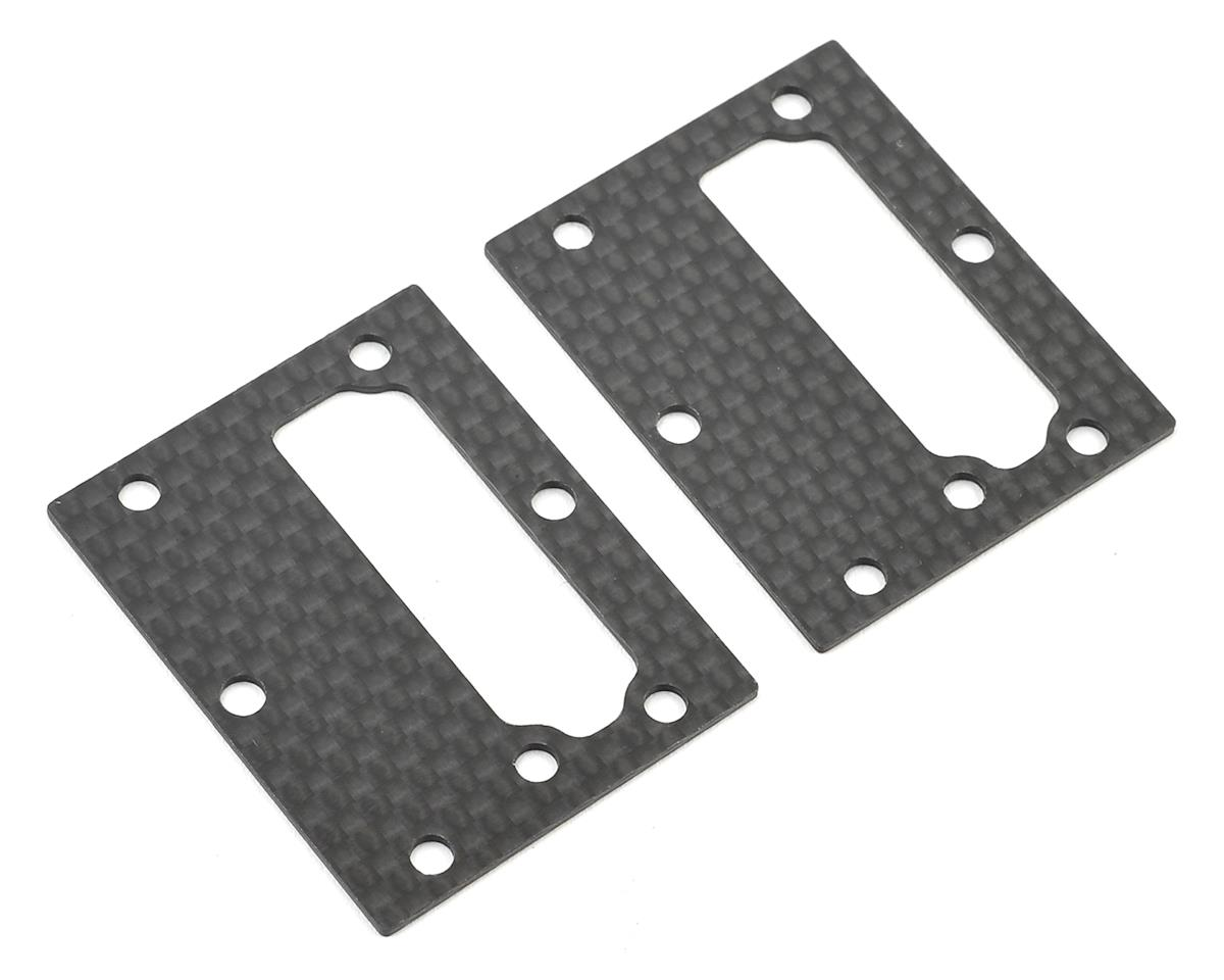 B64D 1mm Carbon Fiber Diff Shim (2) by Schelle Racing
