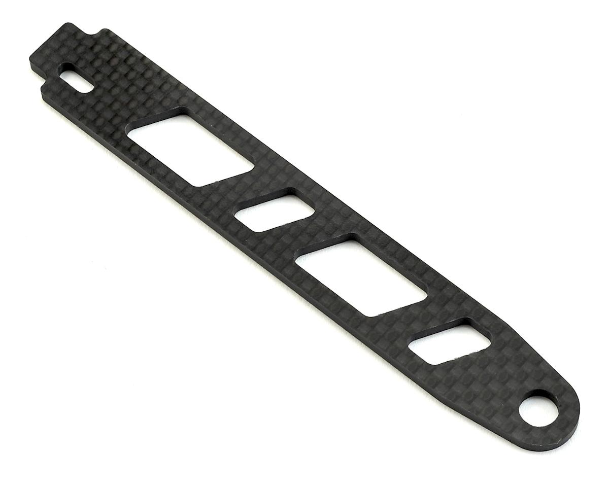 Schelle Racing Tekno EB410 Carbon Battery Strap