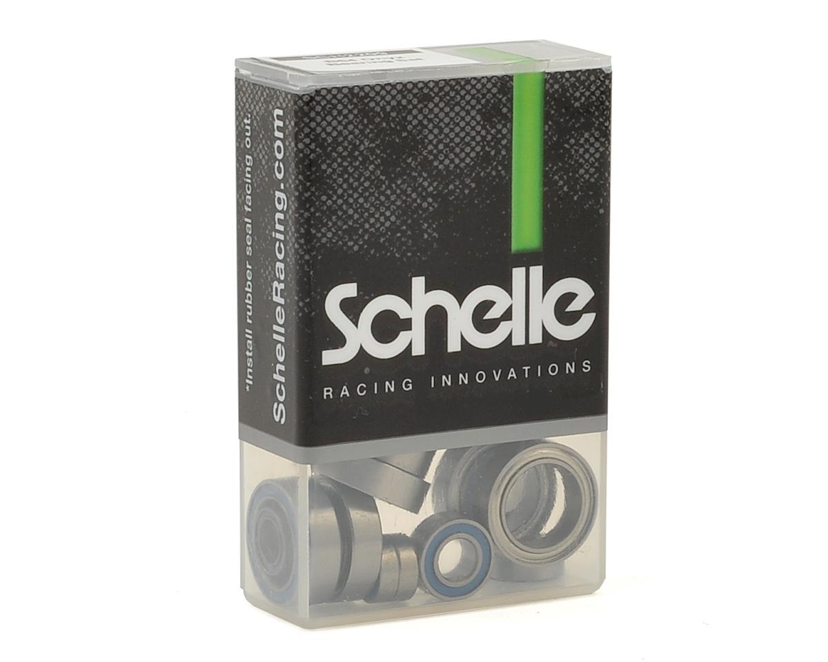Associated B64 Onyx Bearing Set (18) by Schelle Racing