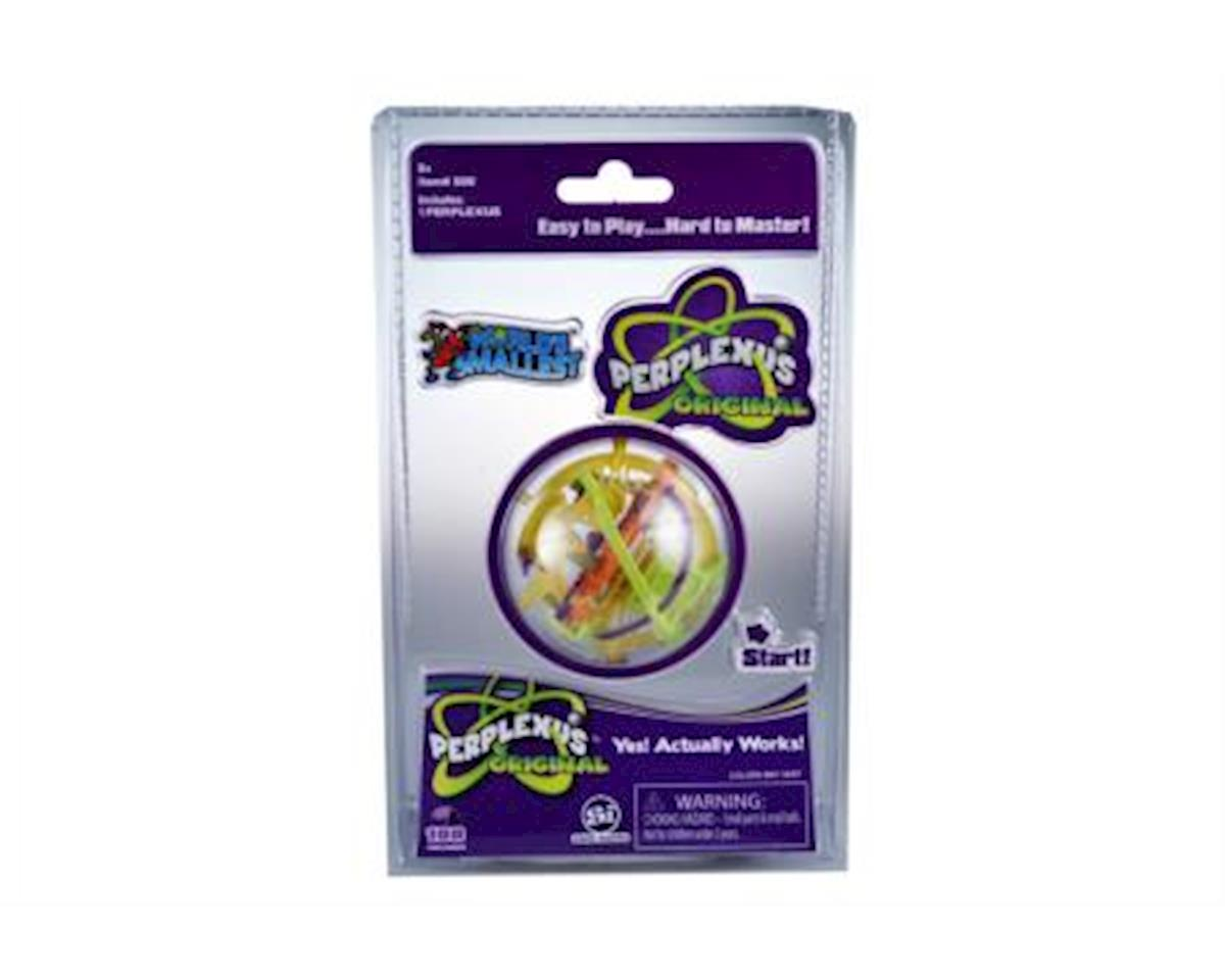Super Impulse Perplexus Original Miniature Edition - Pocket Sized Miniature Perplexus Maze Puzzle that Really Works!