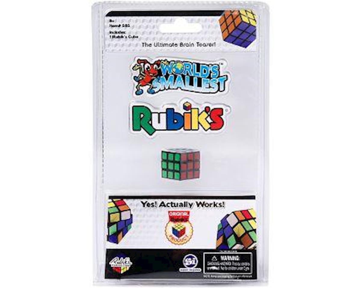 Super Impulse Worlds Smallest Rubik's Collectible