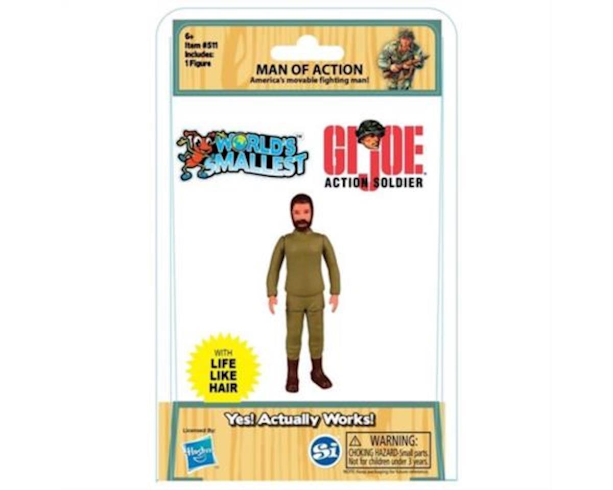 Super Impulse World's Smallest GI Joe Collectible
