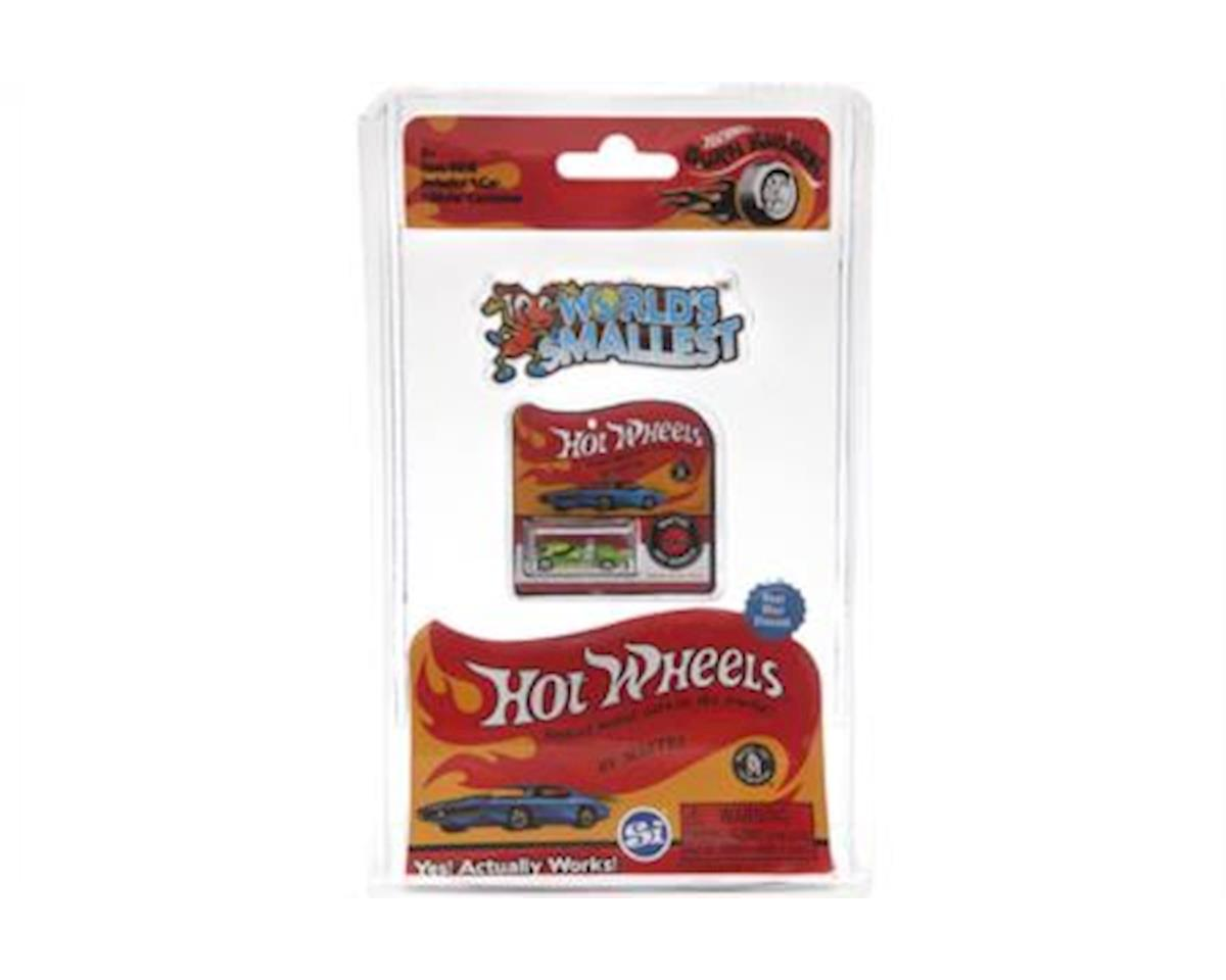 Super Impulse Worlds Smallest Hot Wheels Collectible