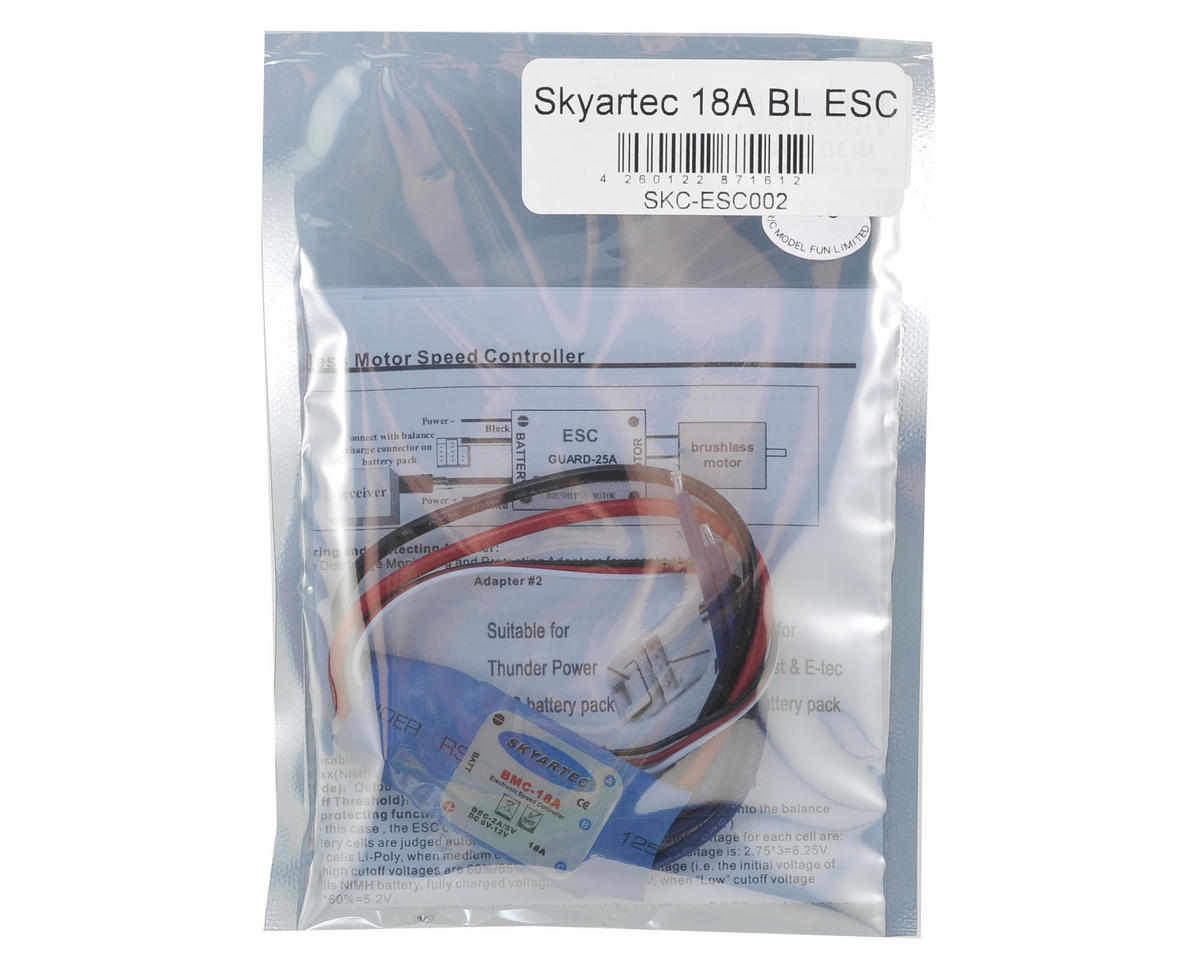 Skyartec BMC-18A Brushless ESC