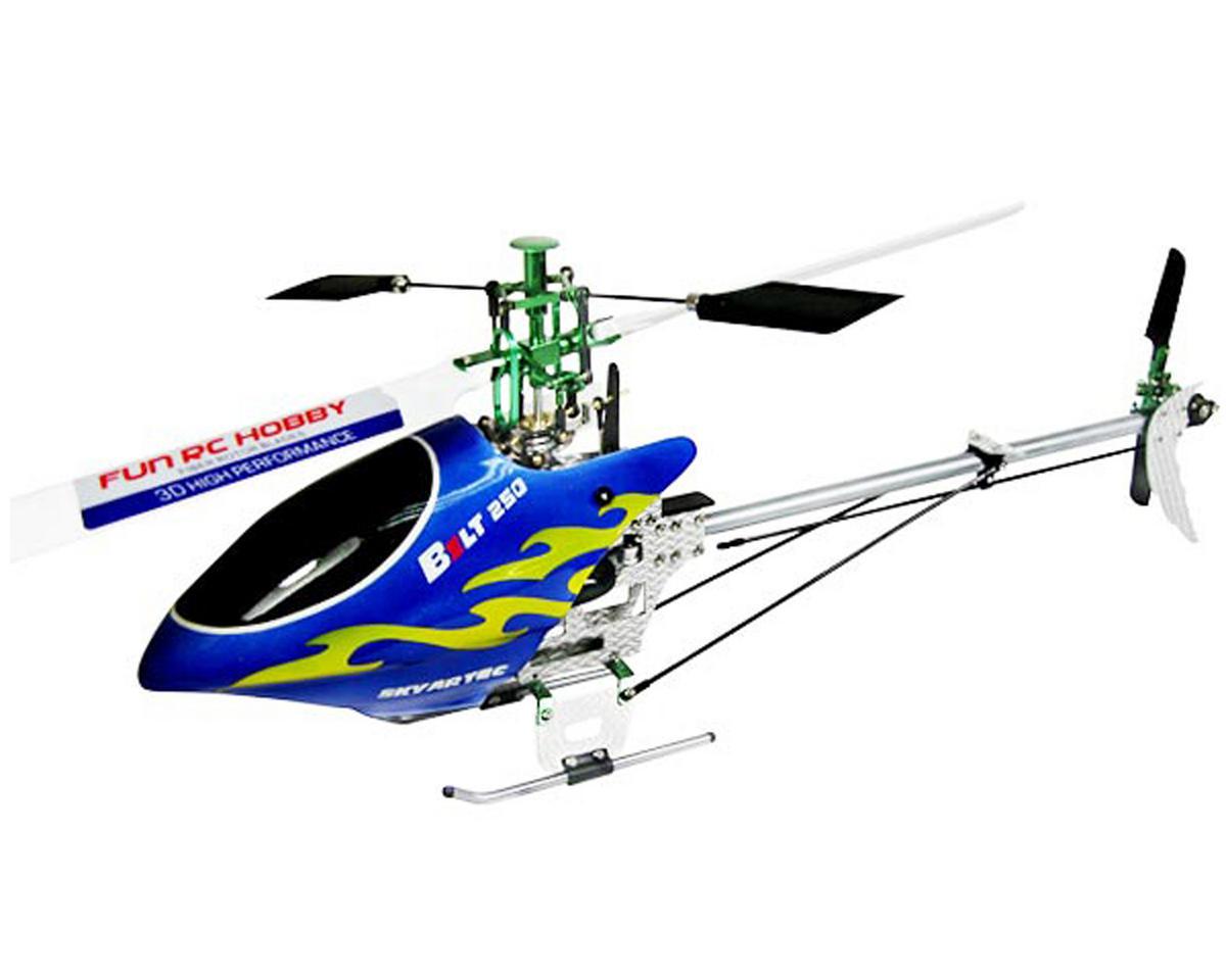 Skyartec Wasp V4 250 RTF Helicopter w/CNC Head