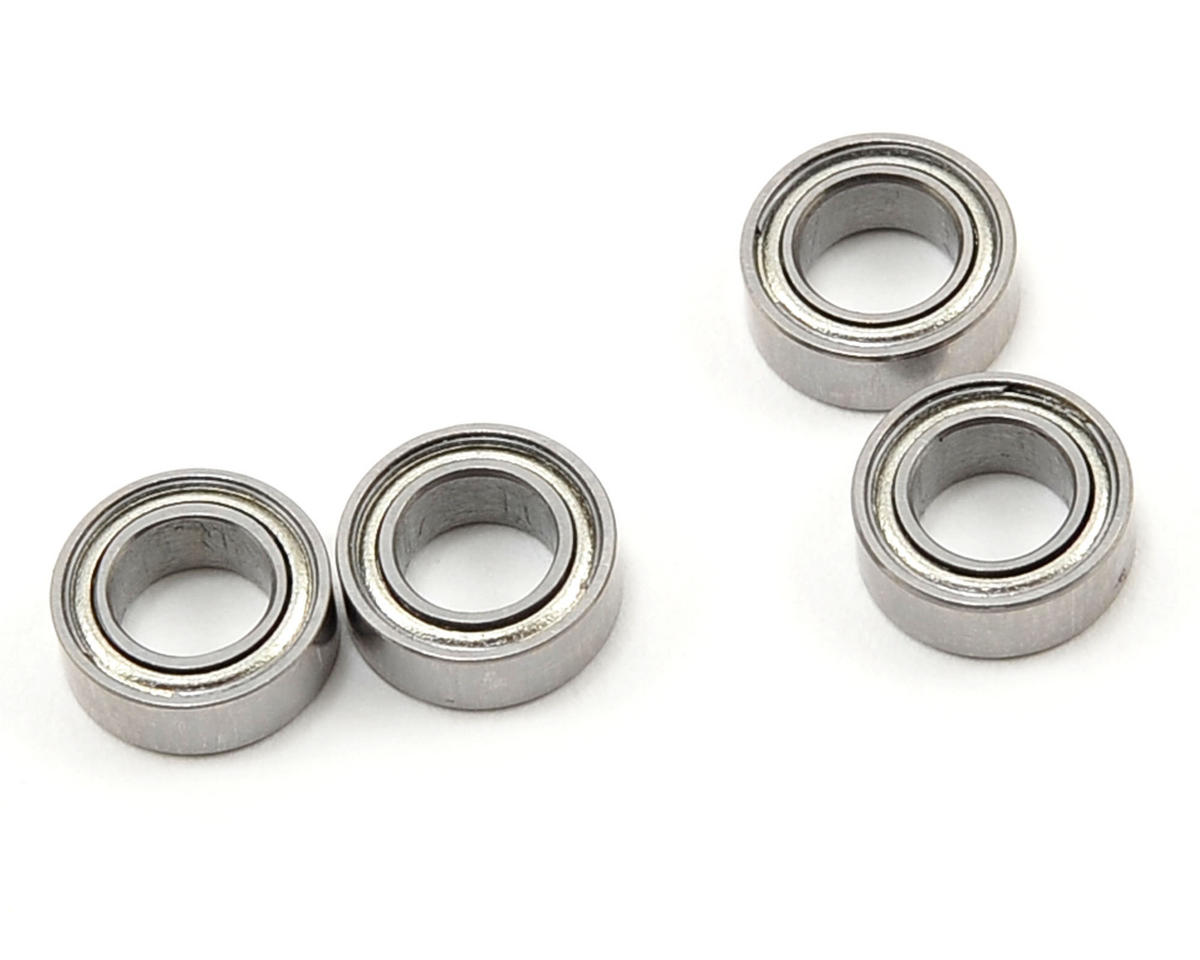 Skyartec 7x2.5x4mm Bearing Set (4)