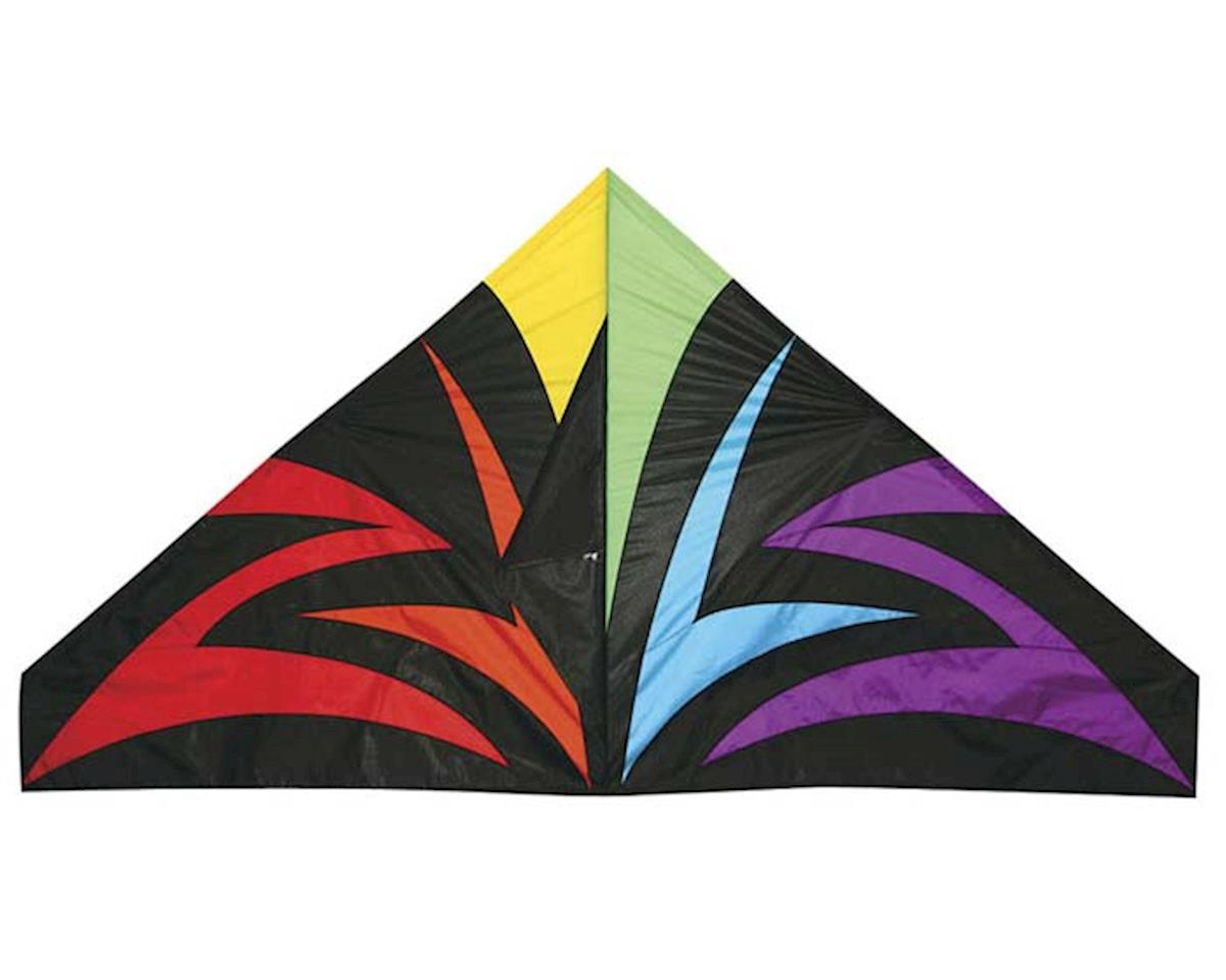 "11155 Black Lightning Delta 55"" by Skydog Kites"