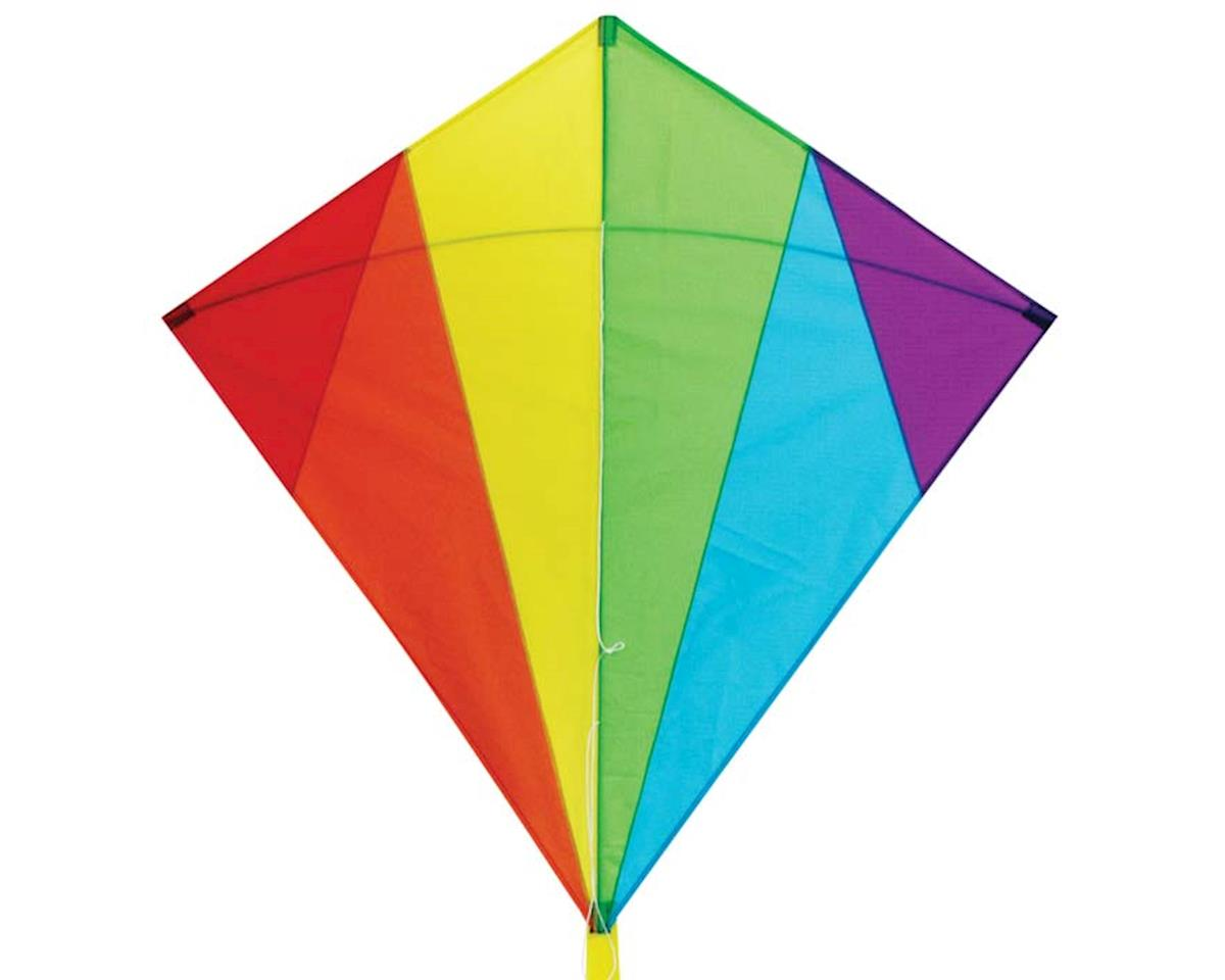 Skydog Kites 12220 Rainbow Diamond 32""