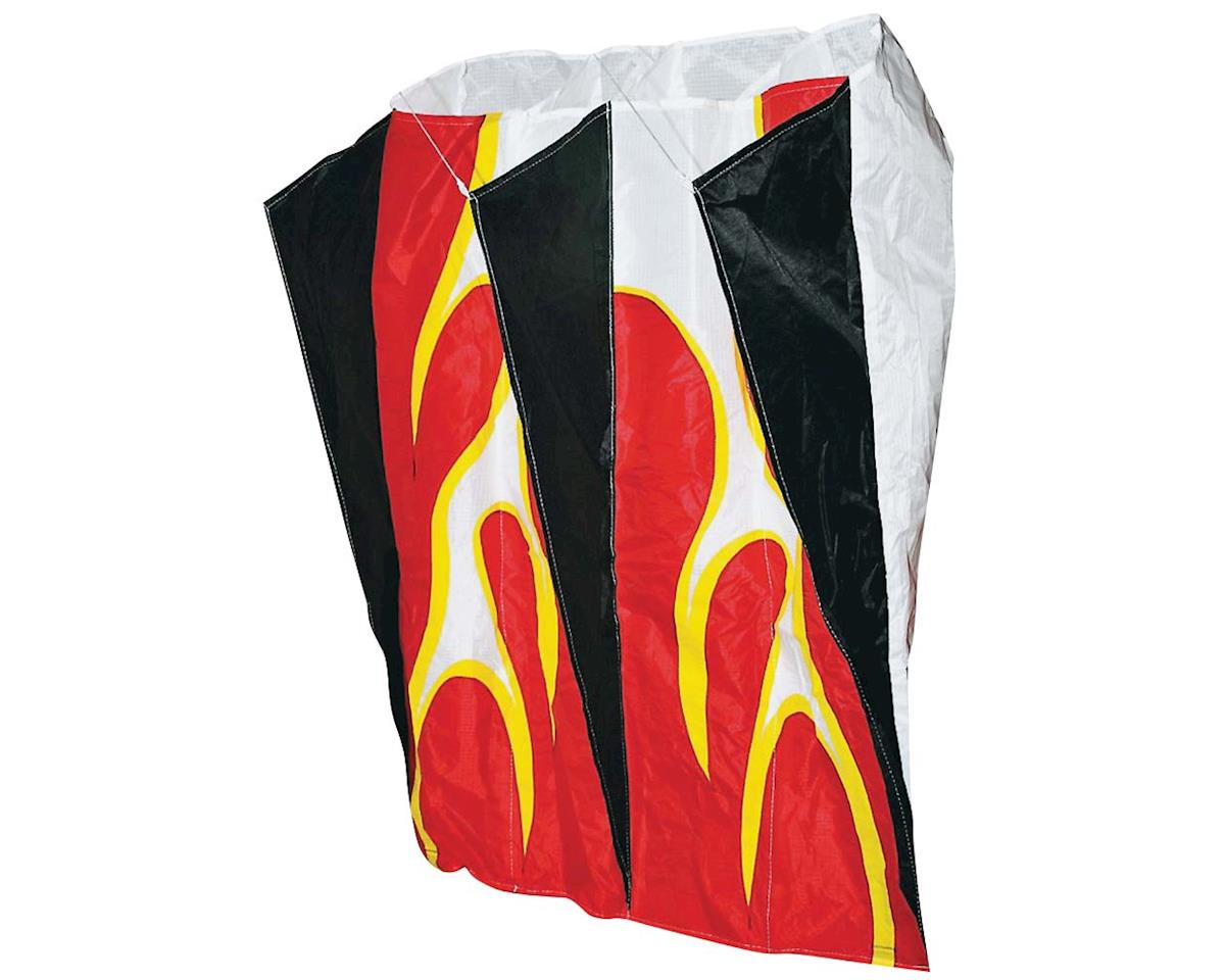"""Skydog Kites 13281 Flames Para-7.5 Kite 36""""x28"""""""