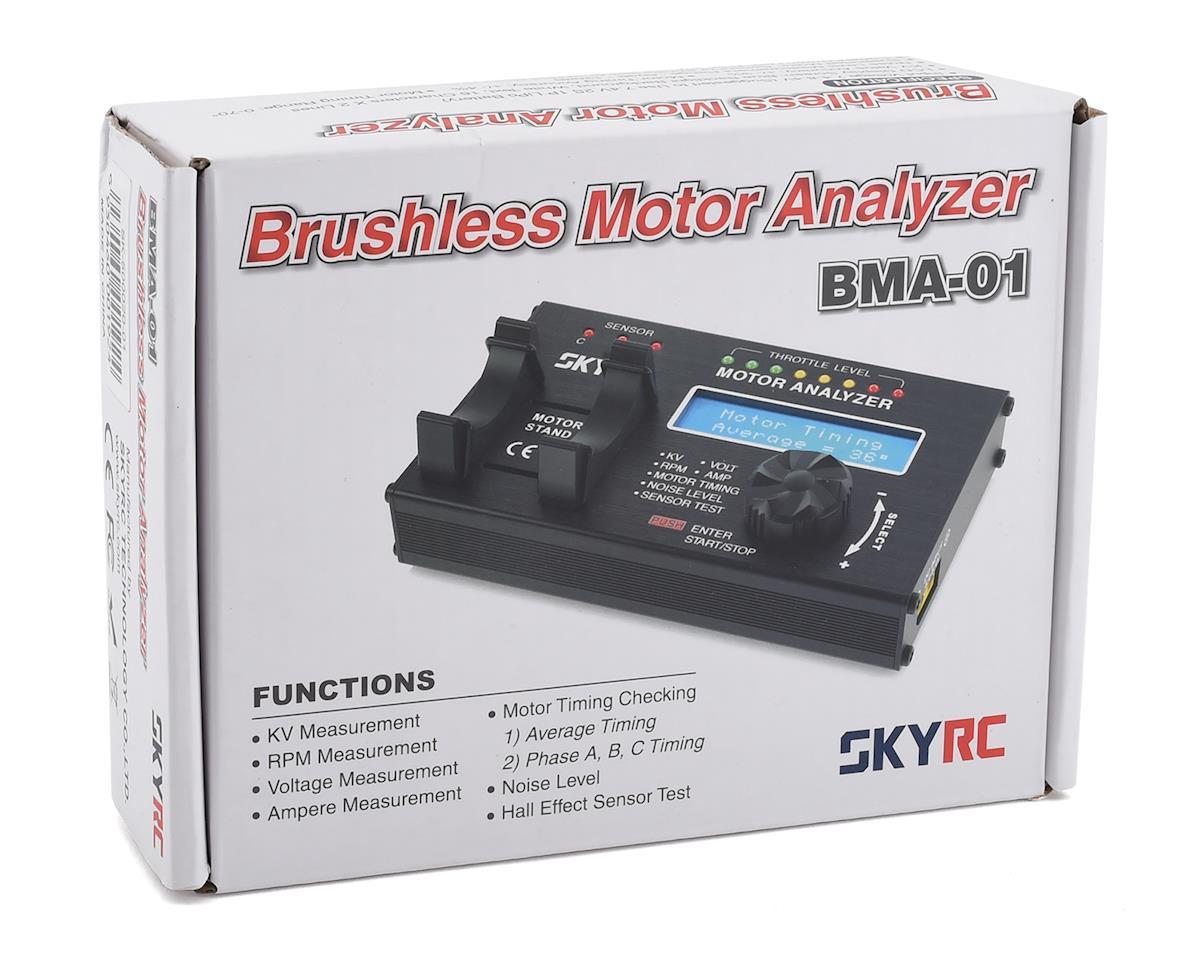 SkyRC Brushless Motor Analyzer (Sensored & Sensorless)