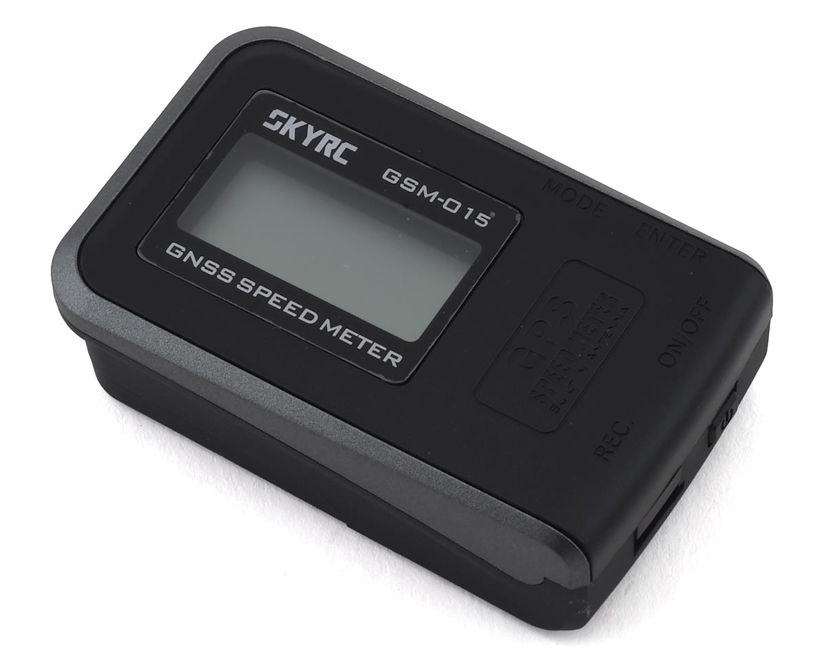 SkyRC GPS Speed Meter & Data Logger