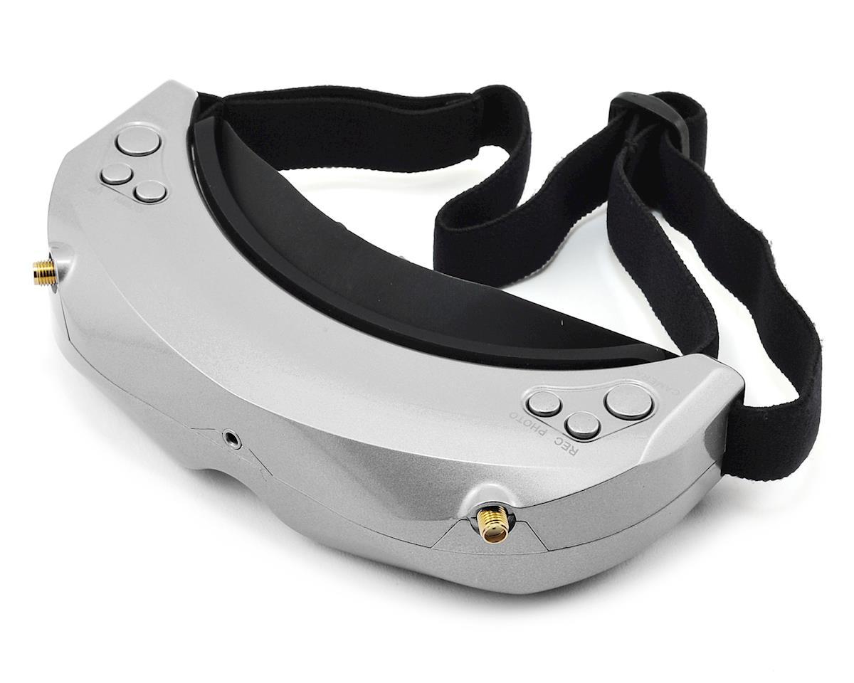 SkyZone SKY02S V+ Wireless 3D FPV Goggles (Sliver)