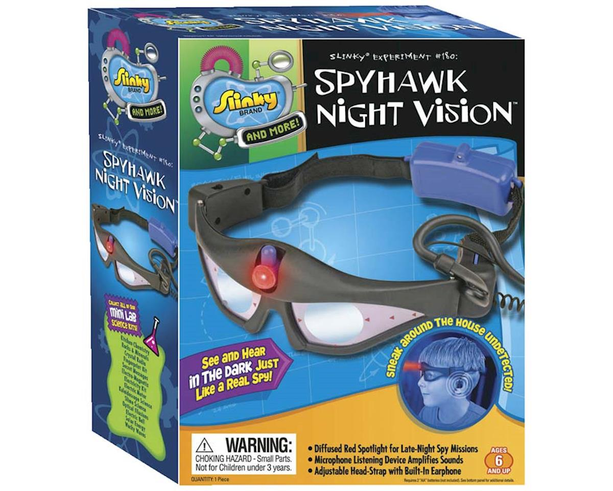 Slinky Science Spyhawk Night Vision Goggles