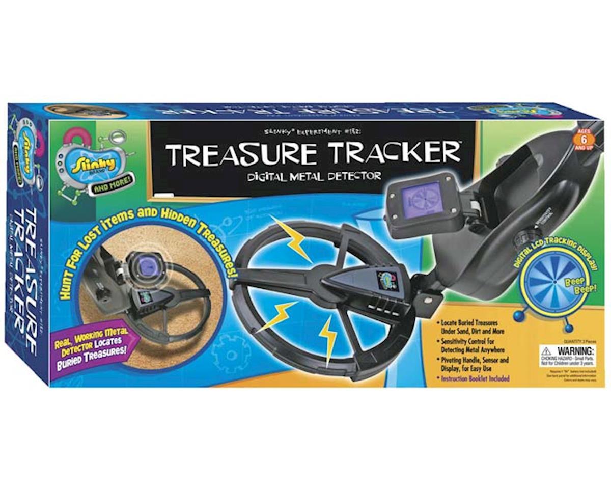 Slinky Science  Treasure Tracker Metal Detector