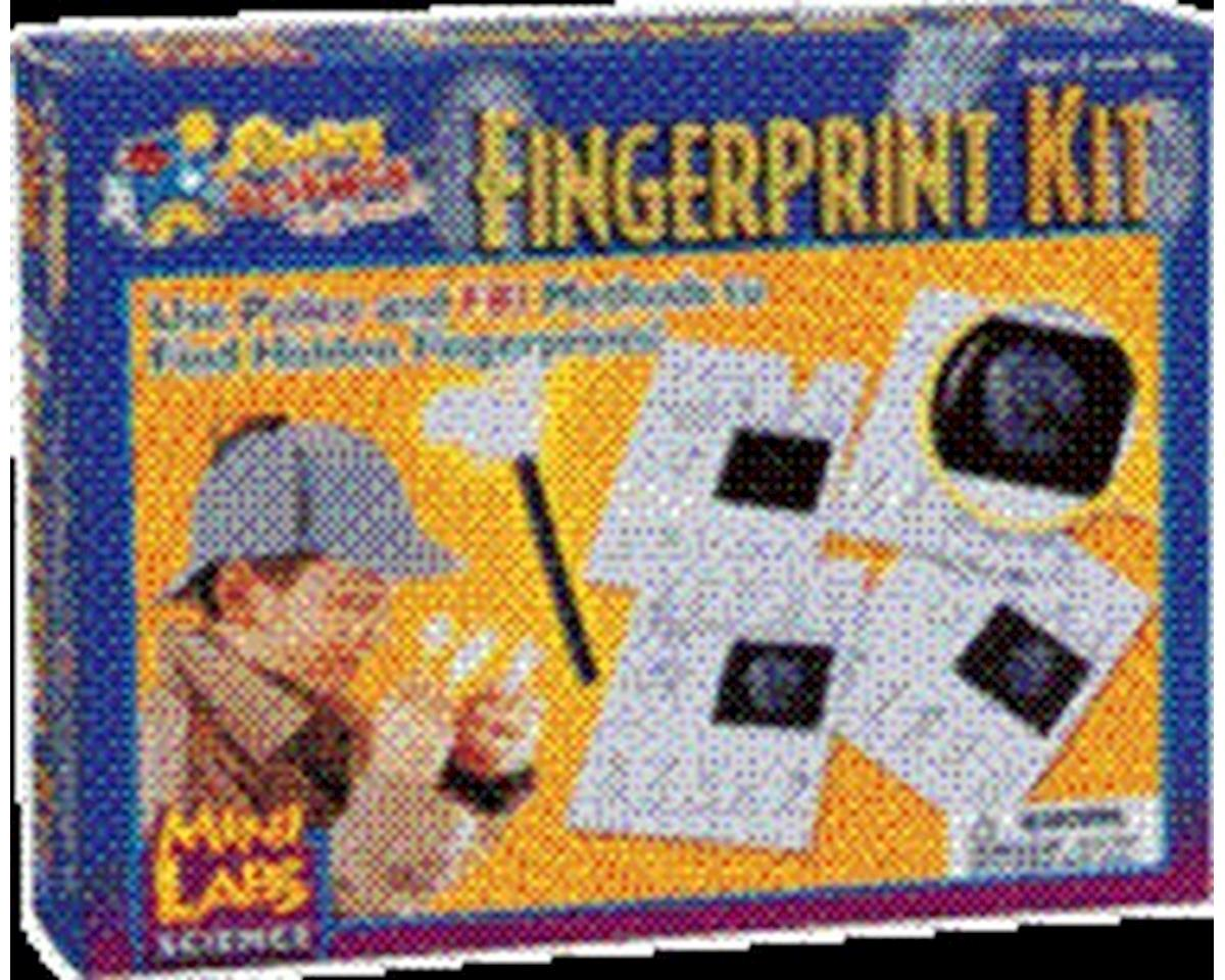 Mini Lab Fingerprint Kit by Slinky Science