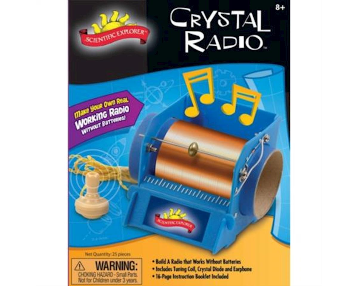 Slinky Science  Minilab Crystal Radio Kit