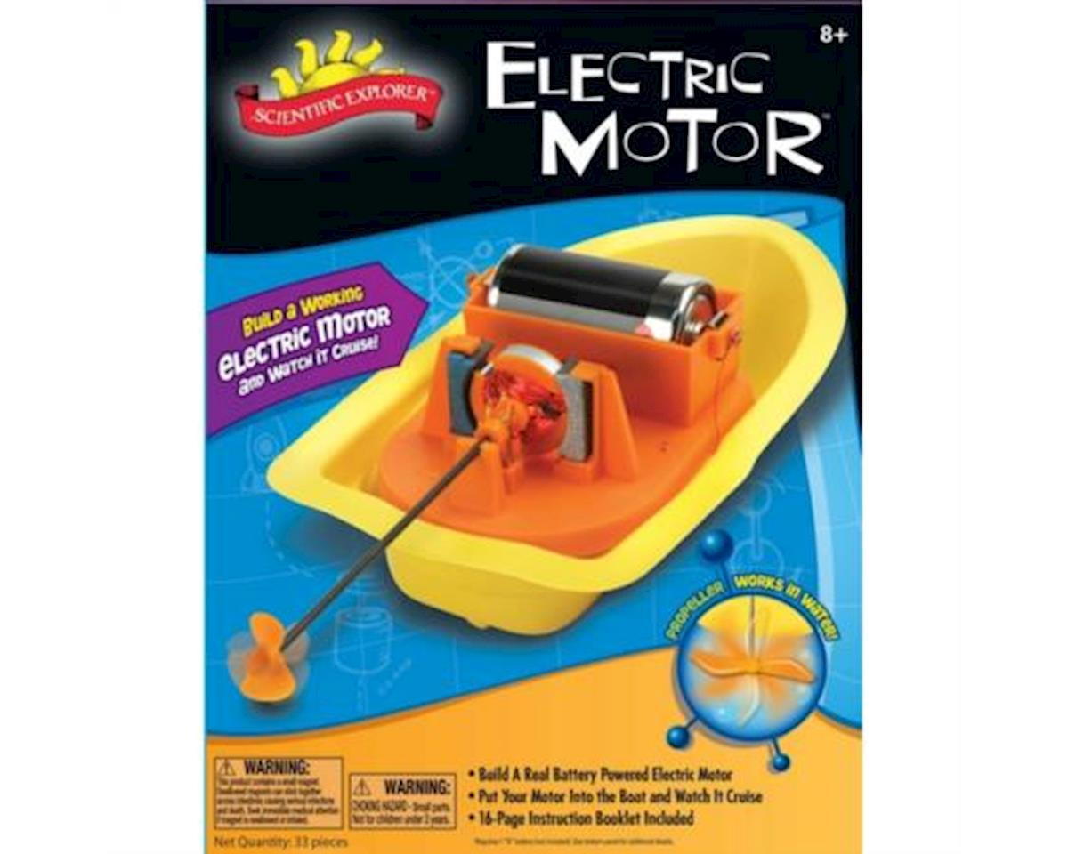 Slinky Science  Minilab Electric Motor Kit