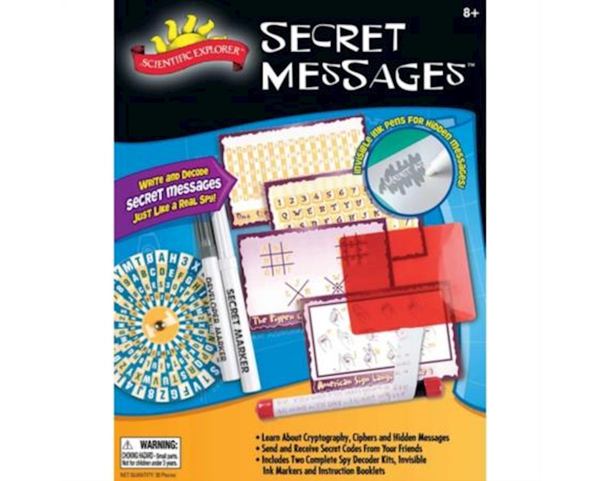 Slinky Science  Minilab Secret Messages Kit