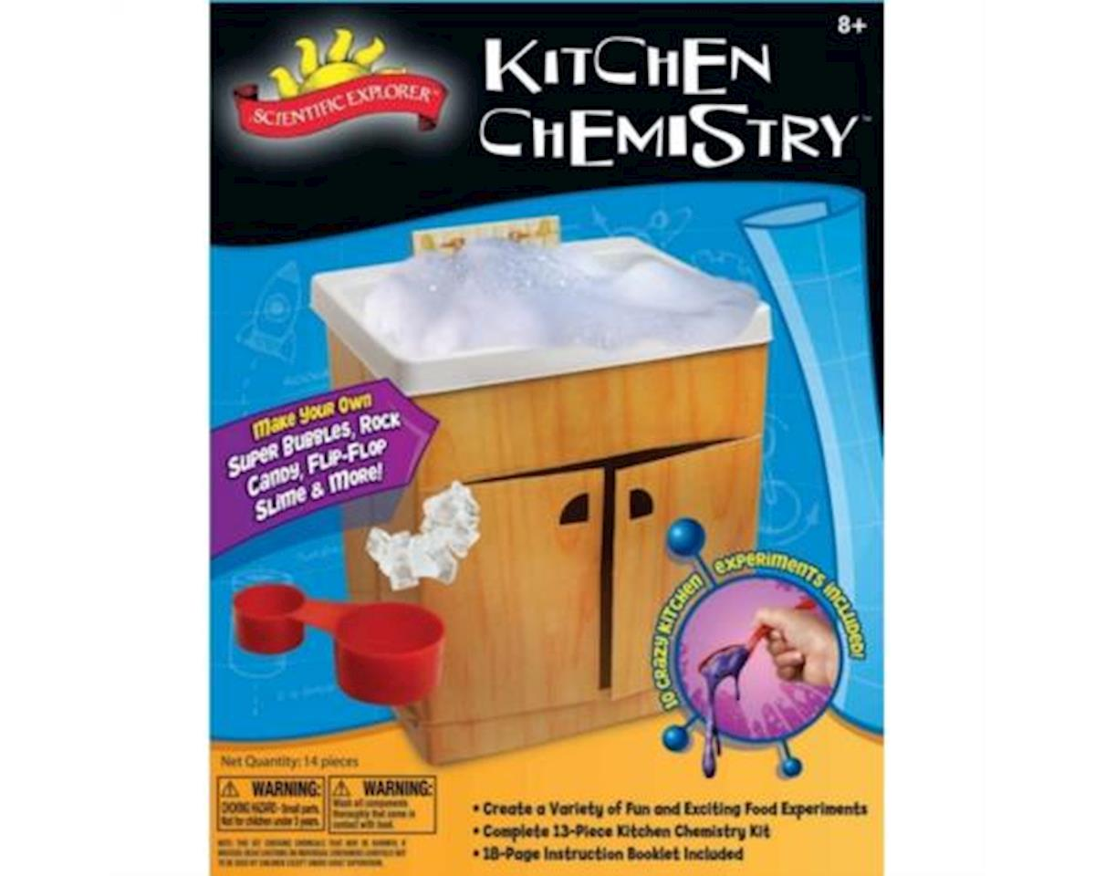 Minilab Kitchen Chemistry Set