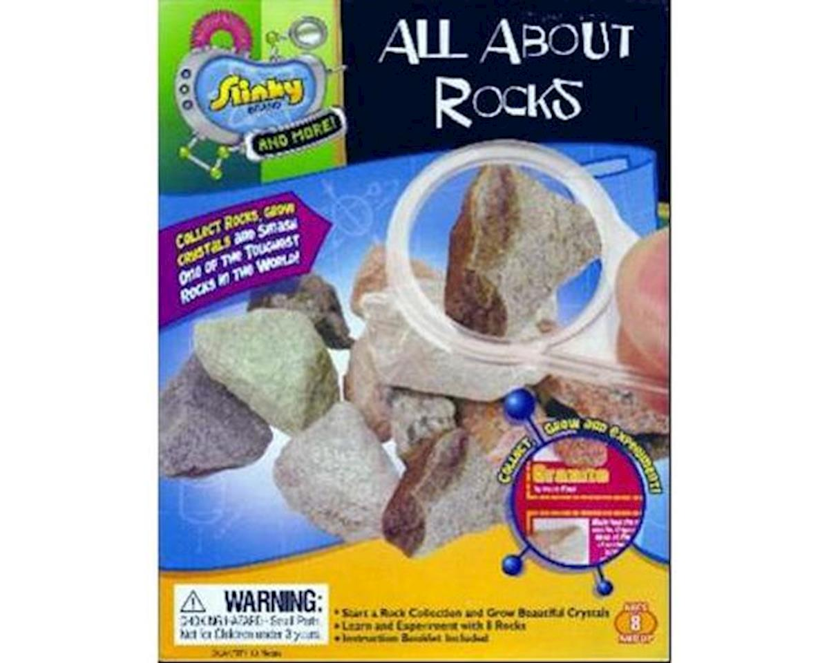 All About Rocks Experiment Kit
