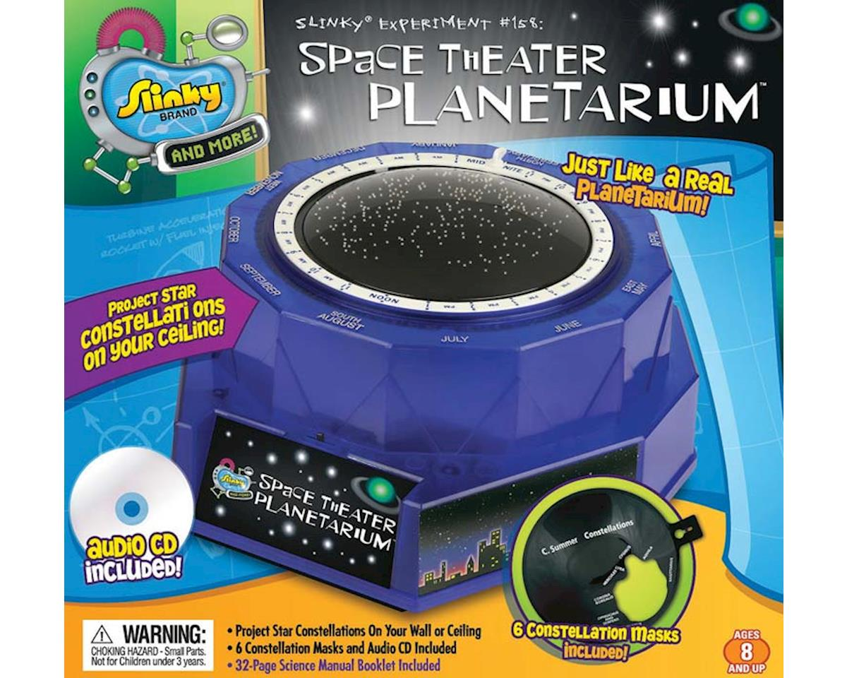 Slinky Science  Space Theater Home Planetarium