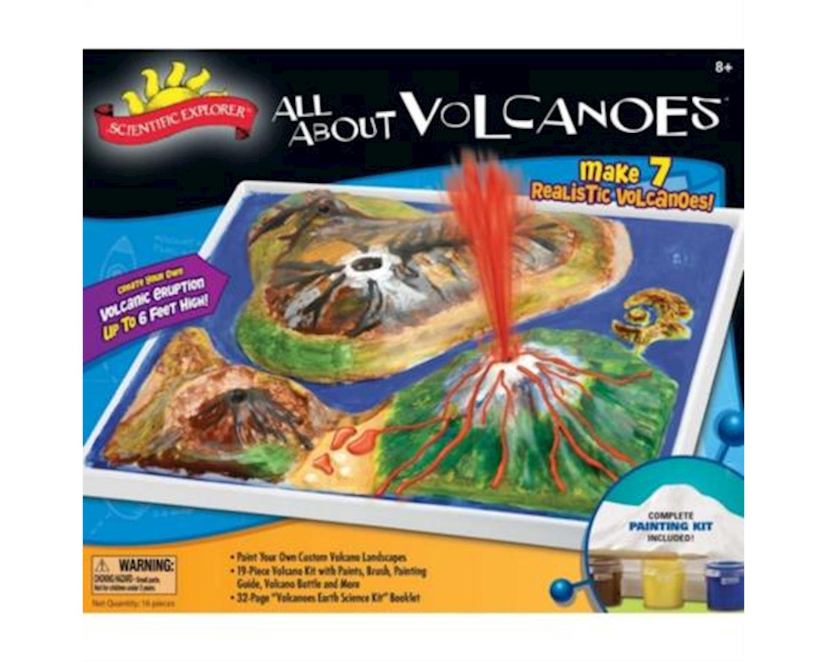 Slinky Science  Our Amazing Volcanoes Science Kit