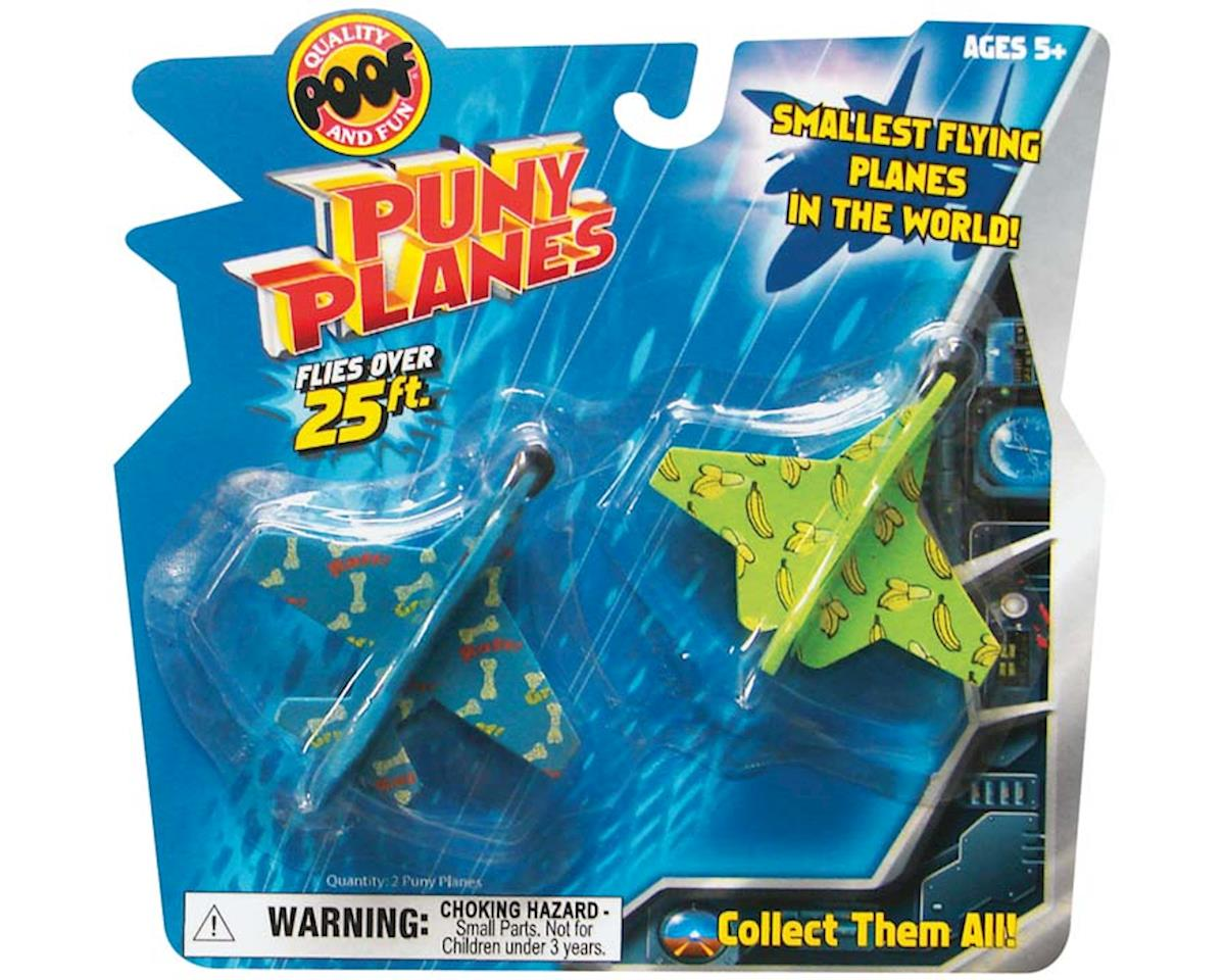 Slinky Science 2002 Poof Puny Plane (2)