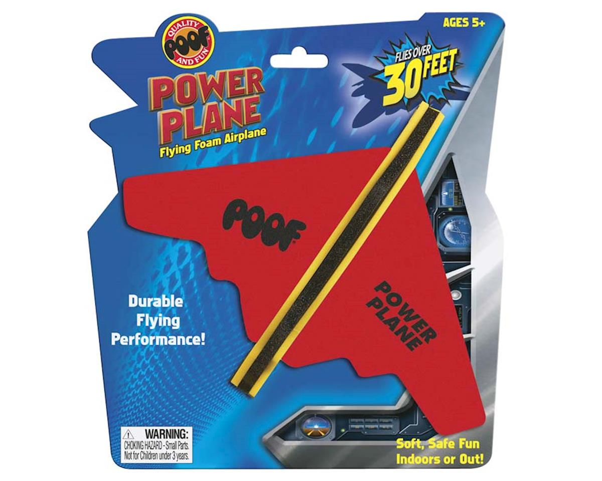 Slinky Science 2121 Poof Power Plane