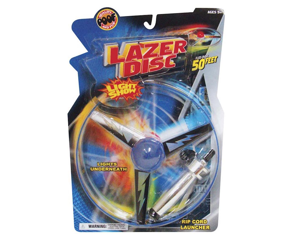 Slinky Science 2133 Poof Lazer Disc