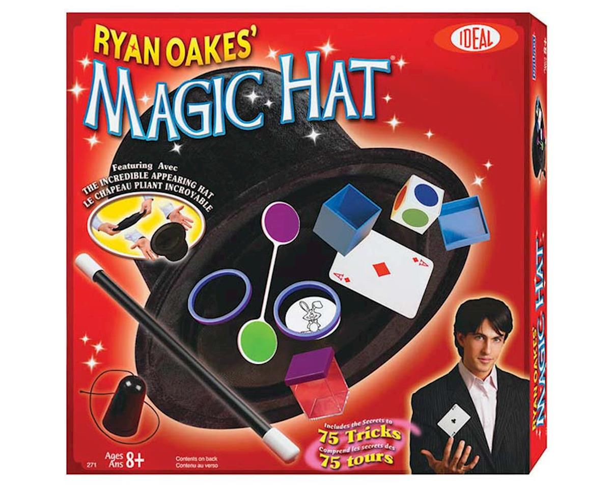 Slinky Science OC2719 Ideal Collapsible Magic Hat 75 Trick
