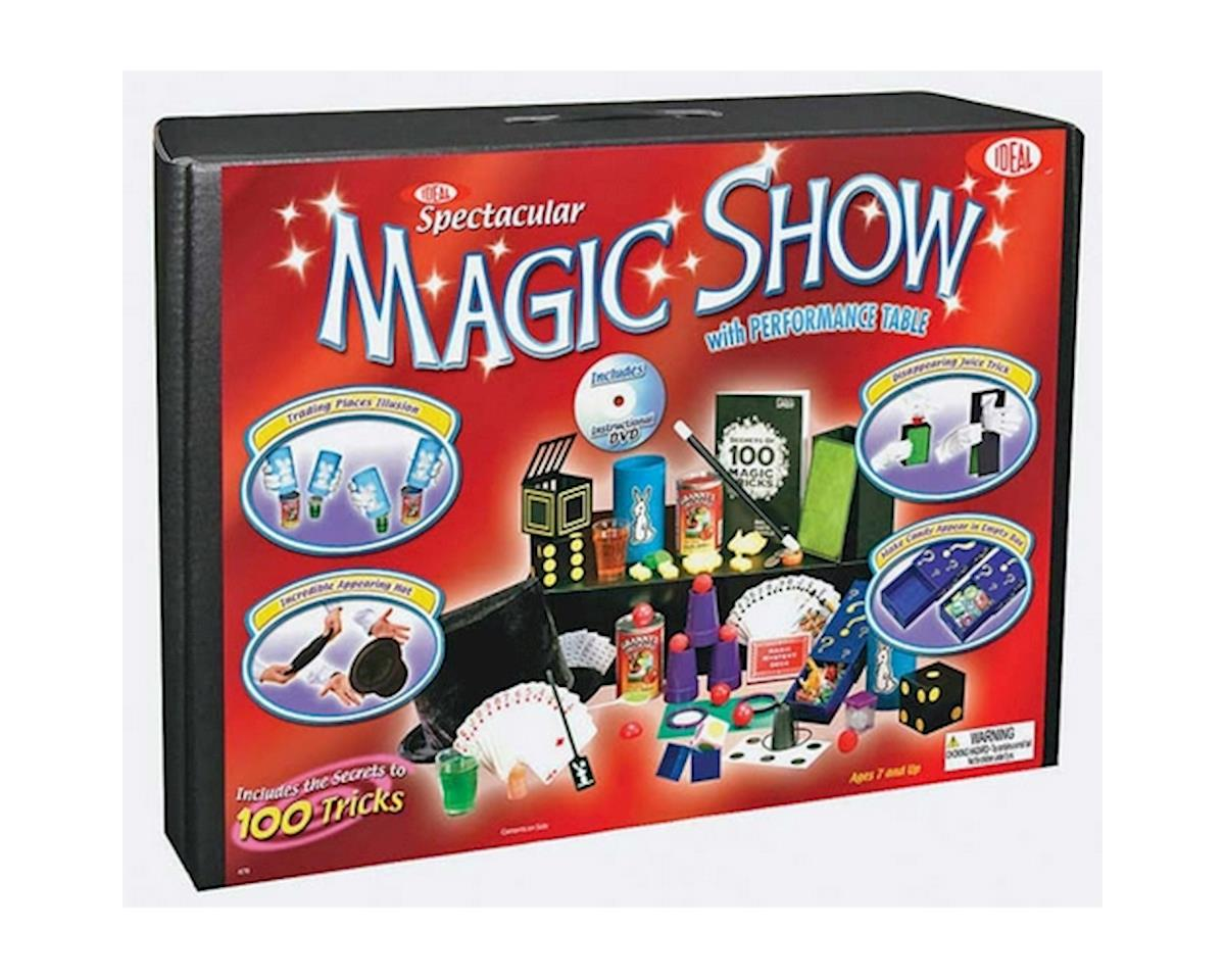 Slinky Science  Spectacular 100 Trick Magic Suitcase