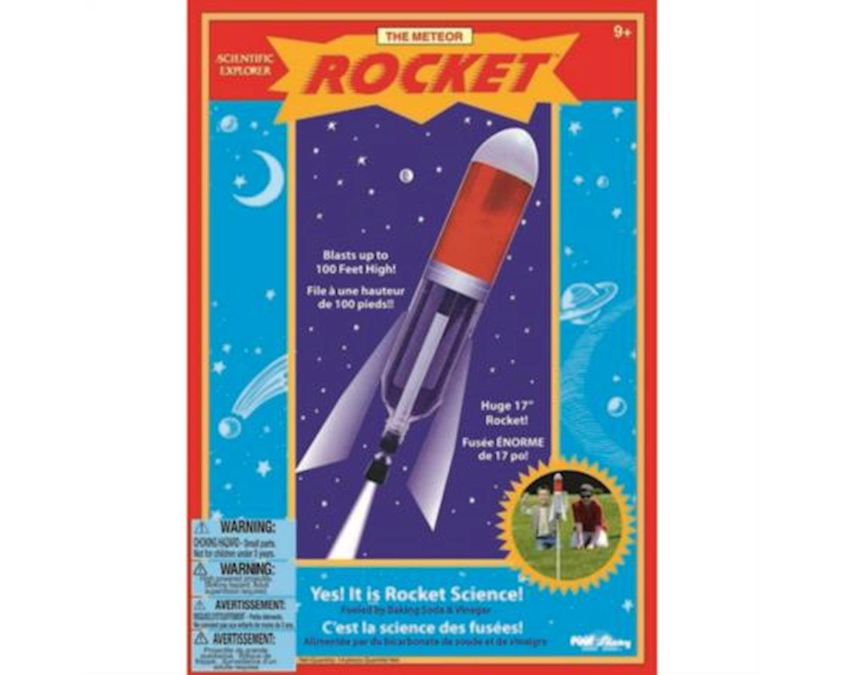 Scientific Explorer Meteor Rocket Kit by Slinky Science