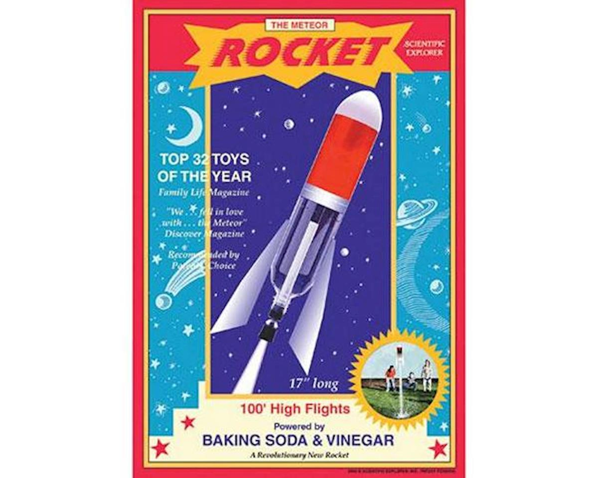 Slinky Science Meteor Rocket