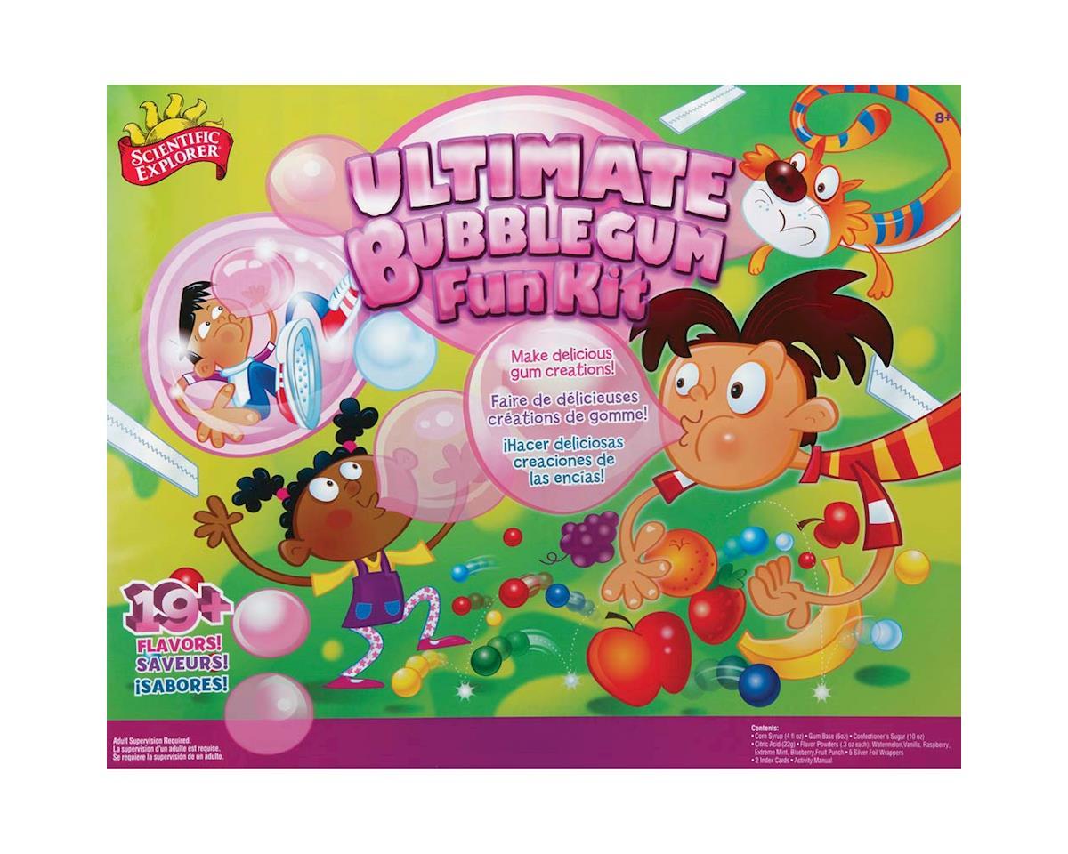 Slinky Science OSA229TL Scientific Explorer Ultimate Bubble Gum Fun Ki