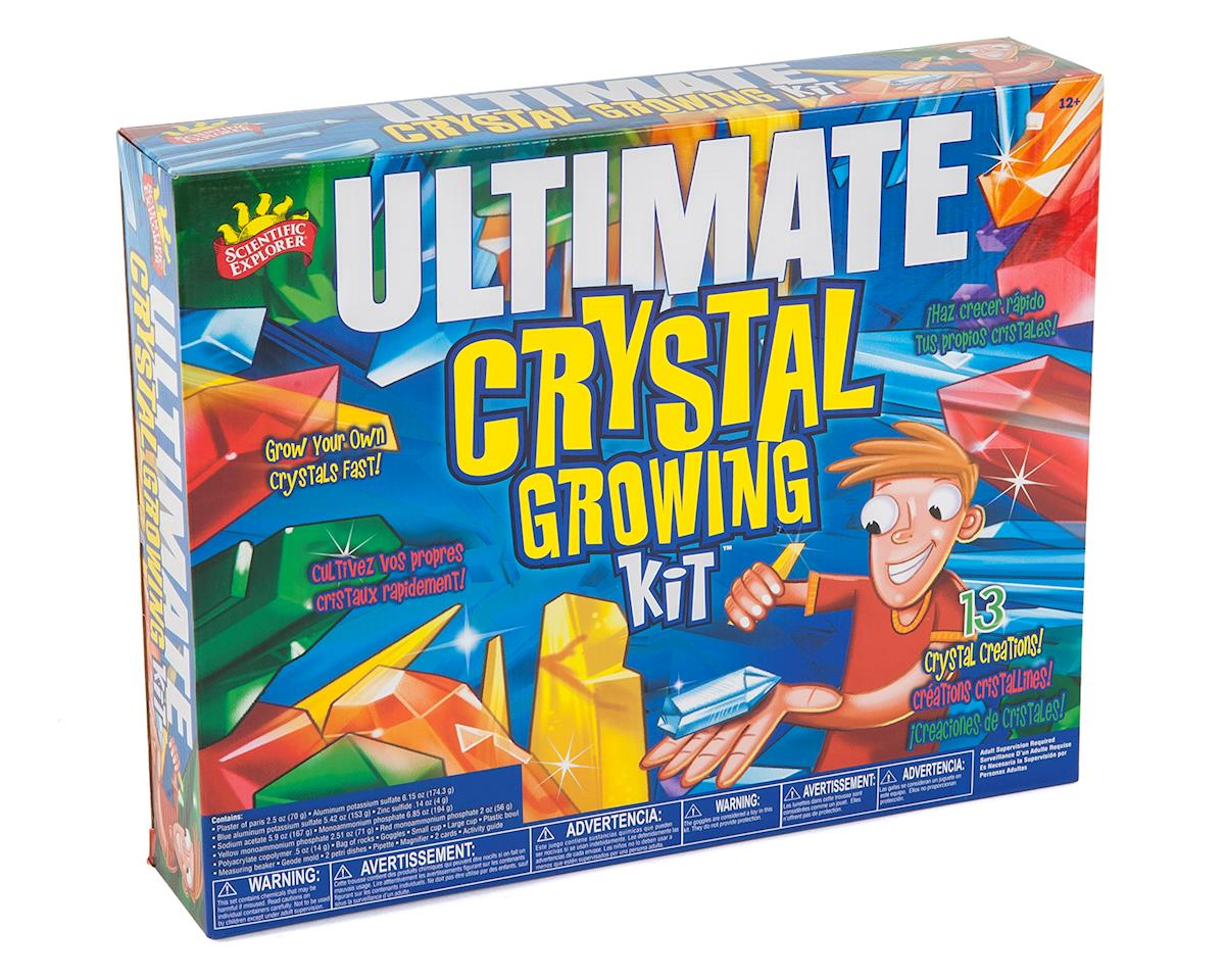 Scientific Explorer Ultimate Crystal Growing