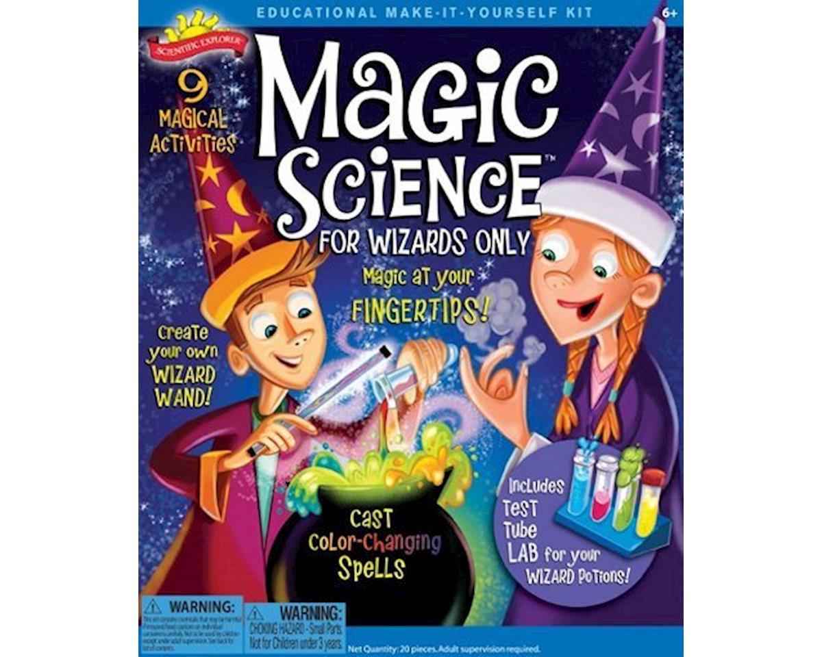 Slinky Science Magic Science Wizards