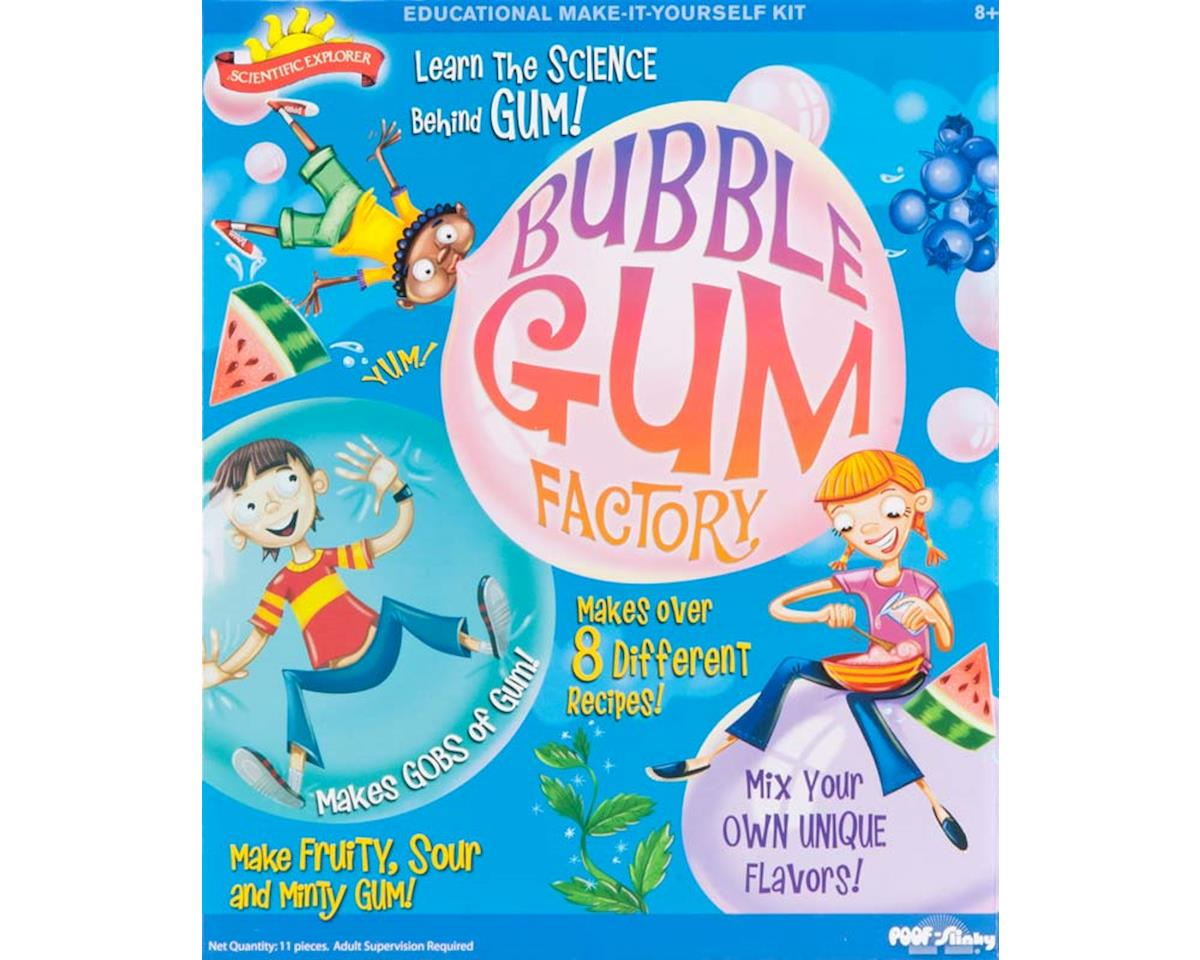 Slinky Science Bubble Gum Factory