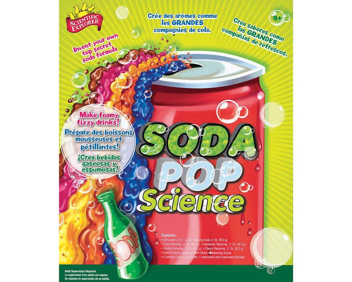 Slinky Science Scientific Explorer Soda Pop Science