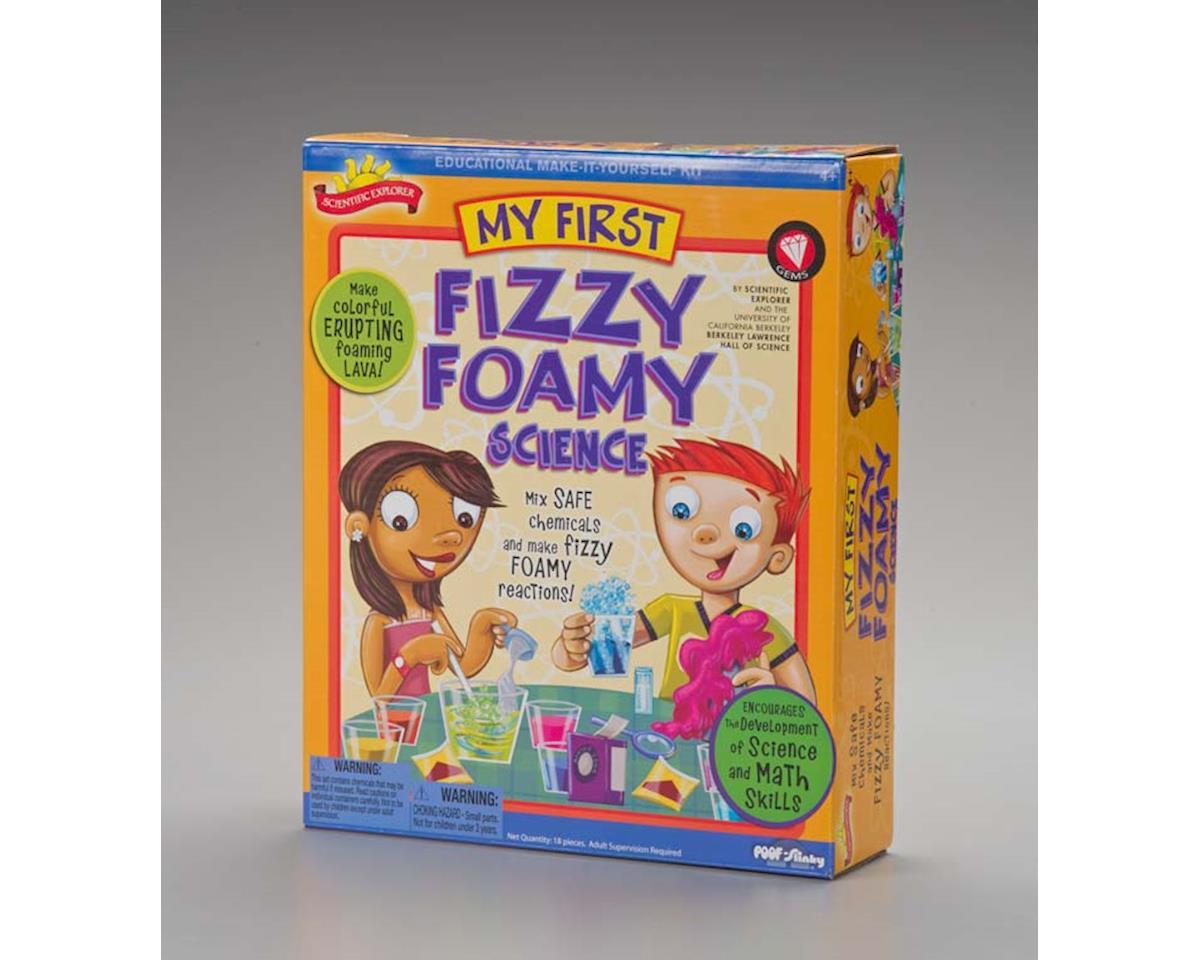 OSA509 Scientific Explorer My 1st Fizzy Foamy Science by Slinky Science
