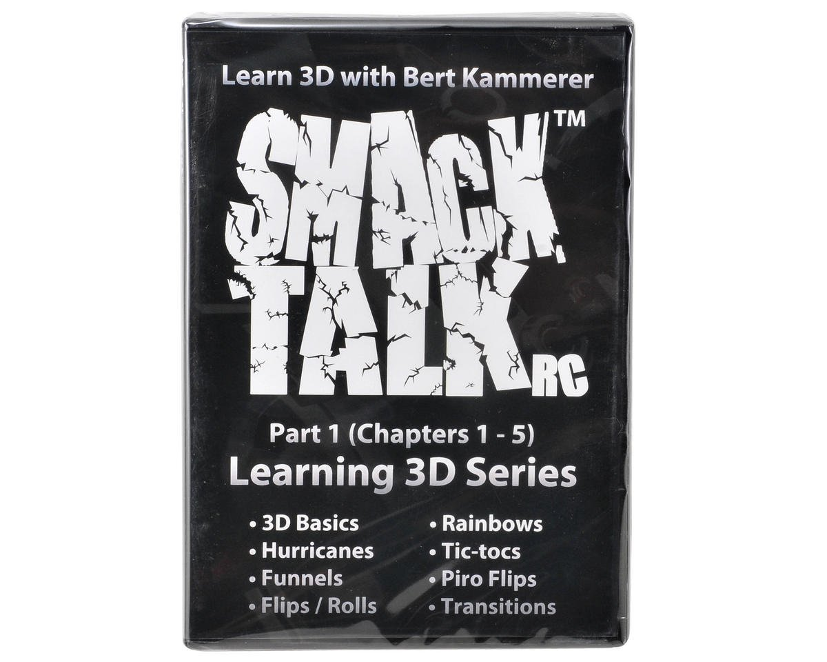 "�Learning 3D with Bert Kammerer Part 1"" DVD"