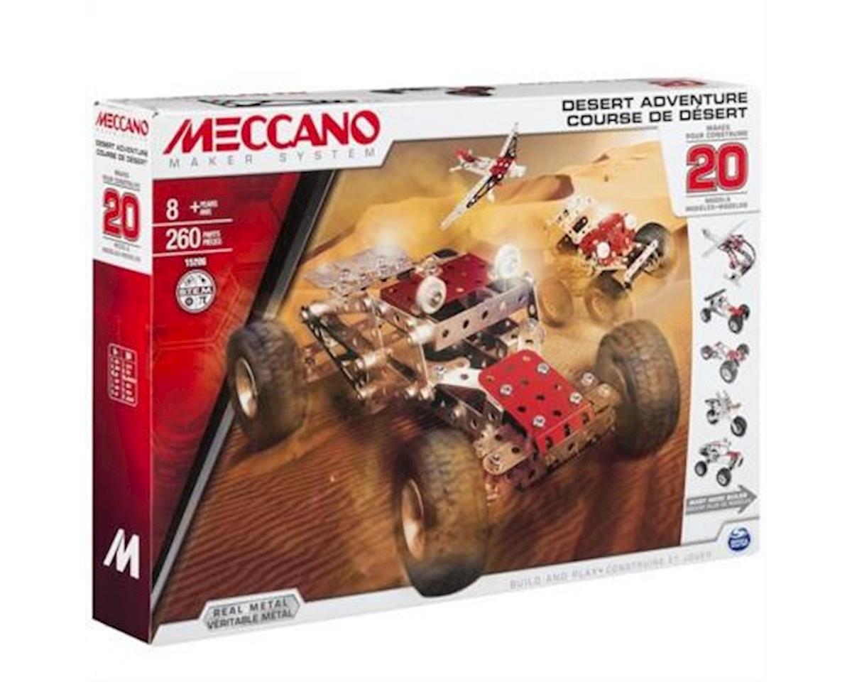 Meccano  Multimodels 20 Model Set
