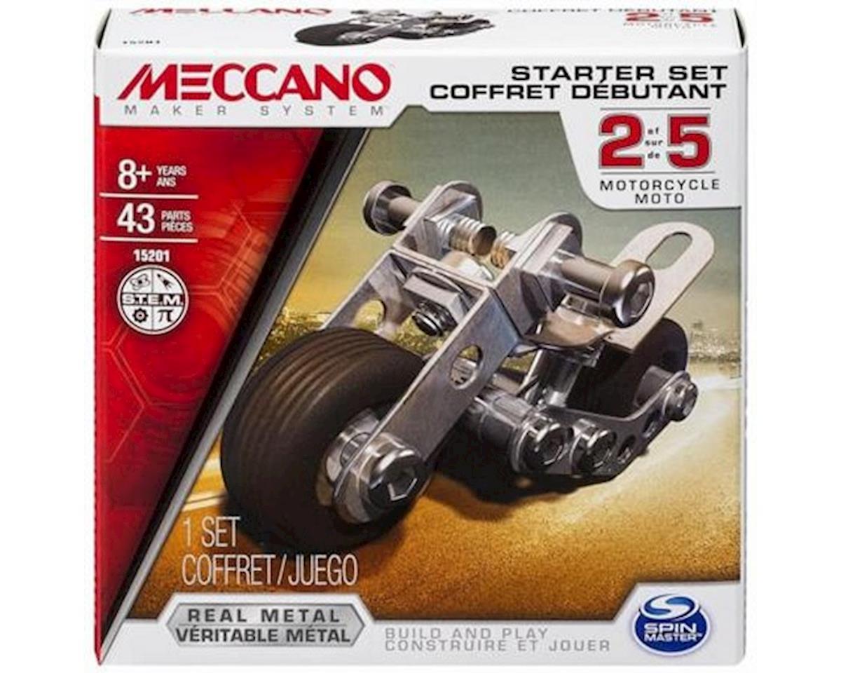Meccano Multimodels Starter Asst
