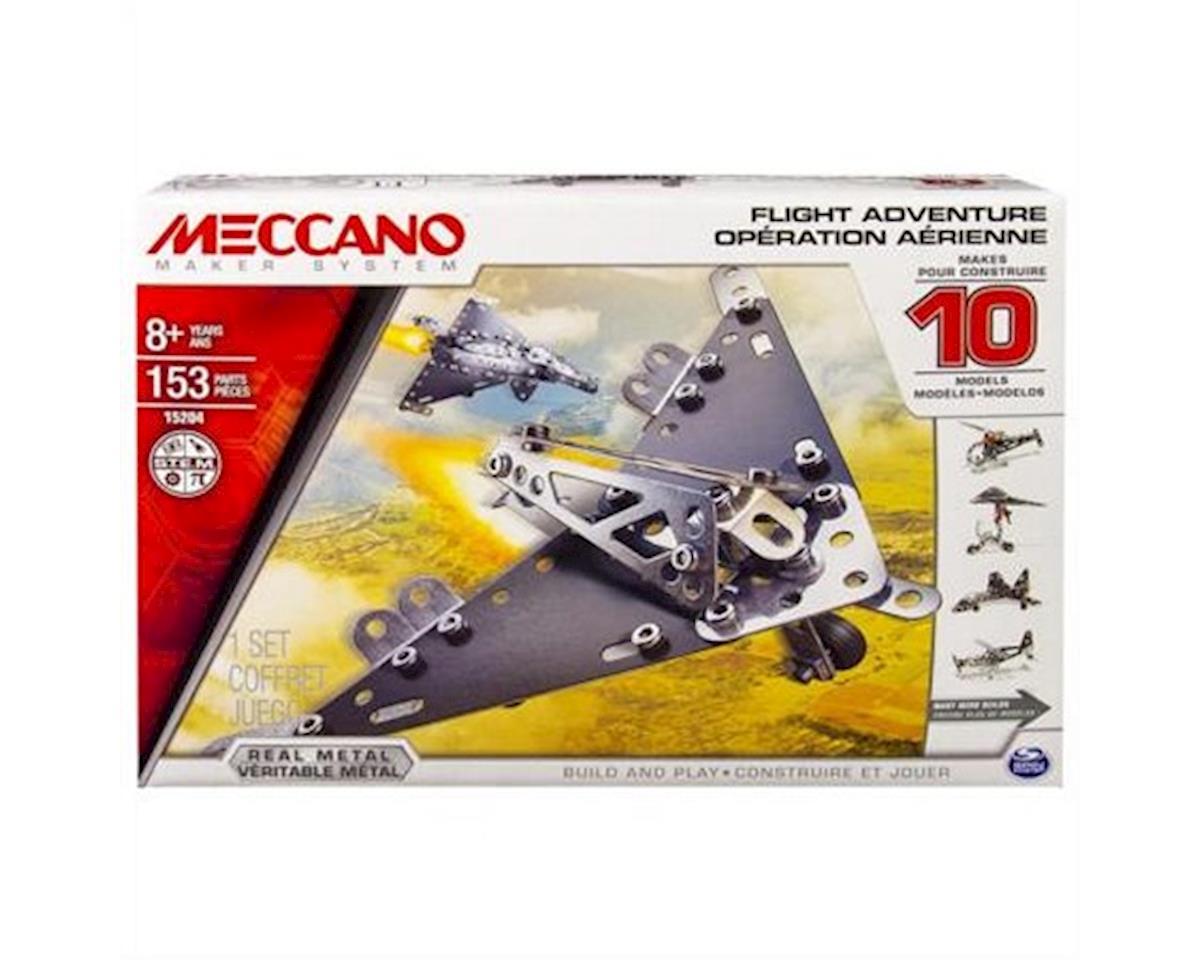 Spinmaster Toys Erector Multimodels 10 Model Set