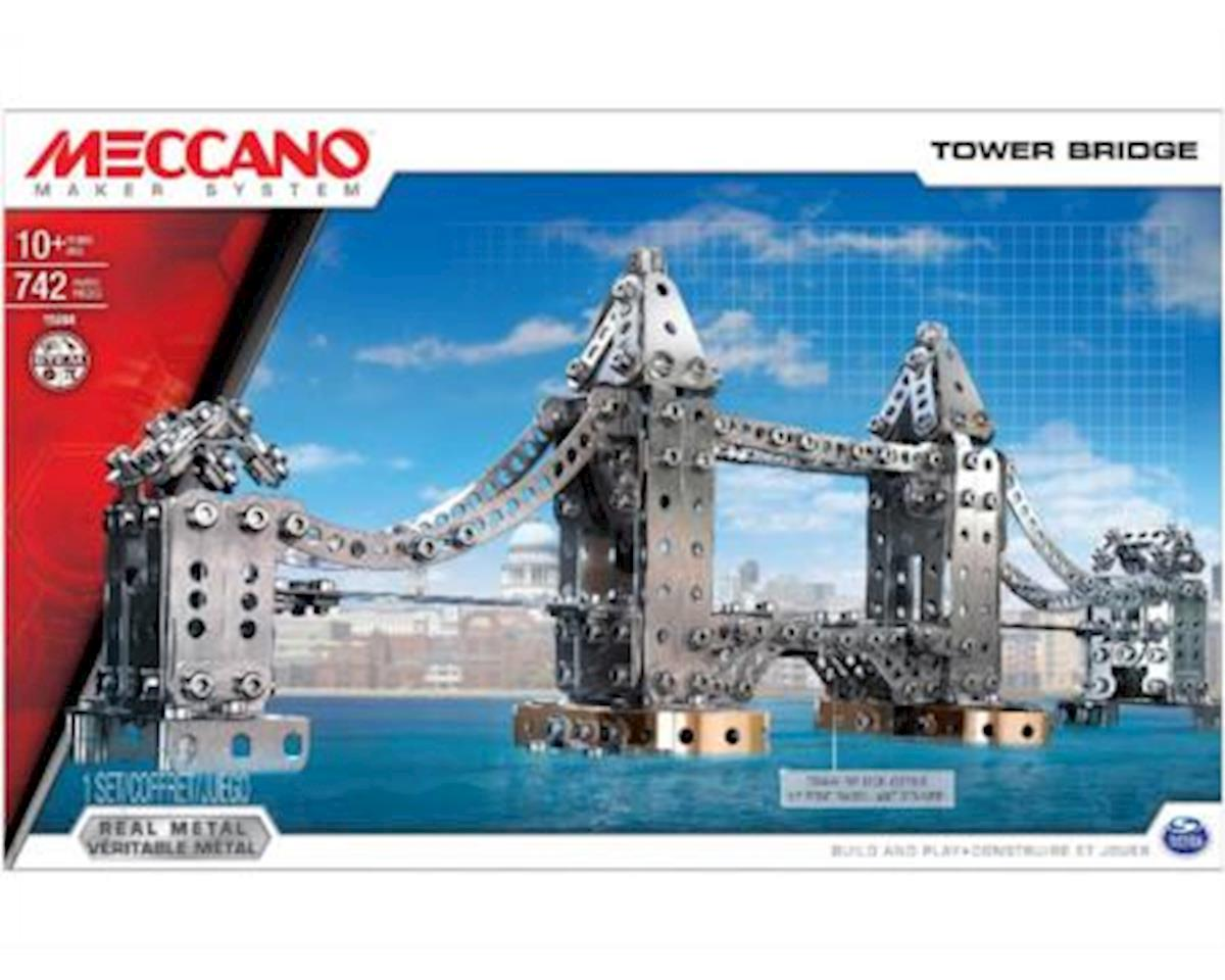 Spinmaster Toys Meccano Tower Bridge
