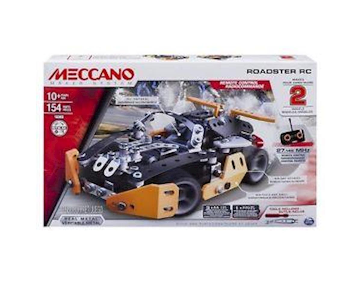 Meccano Elite RC Racer Building Kit