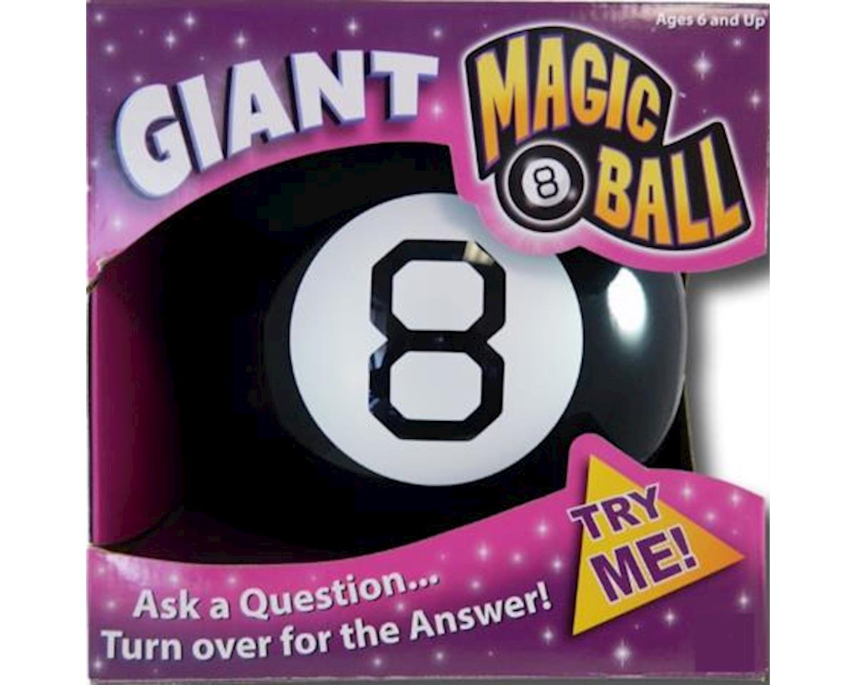 Cardinal Games Giant Magic 8 Ball Nostalgic Game