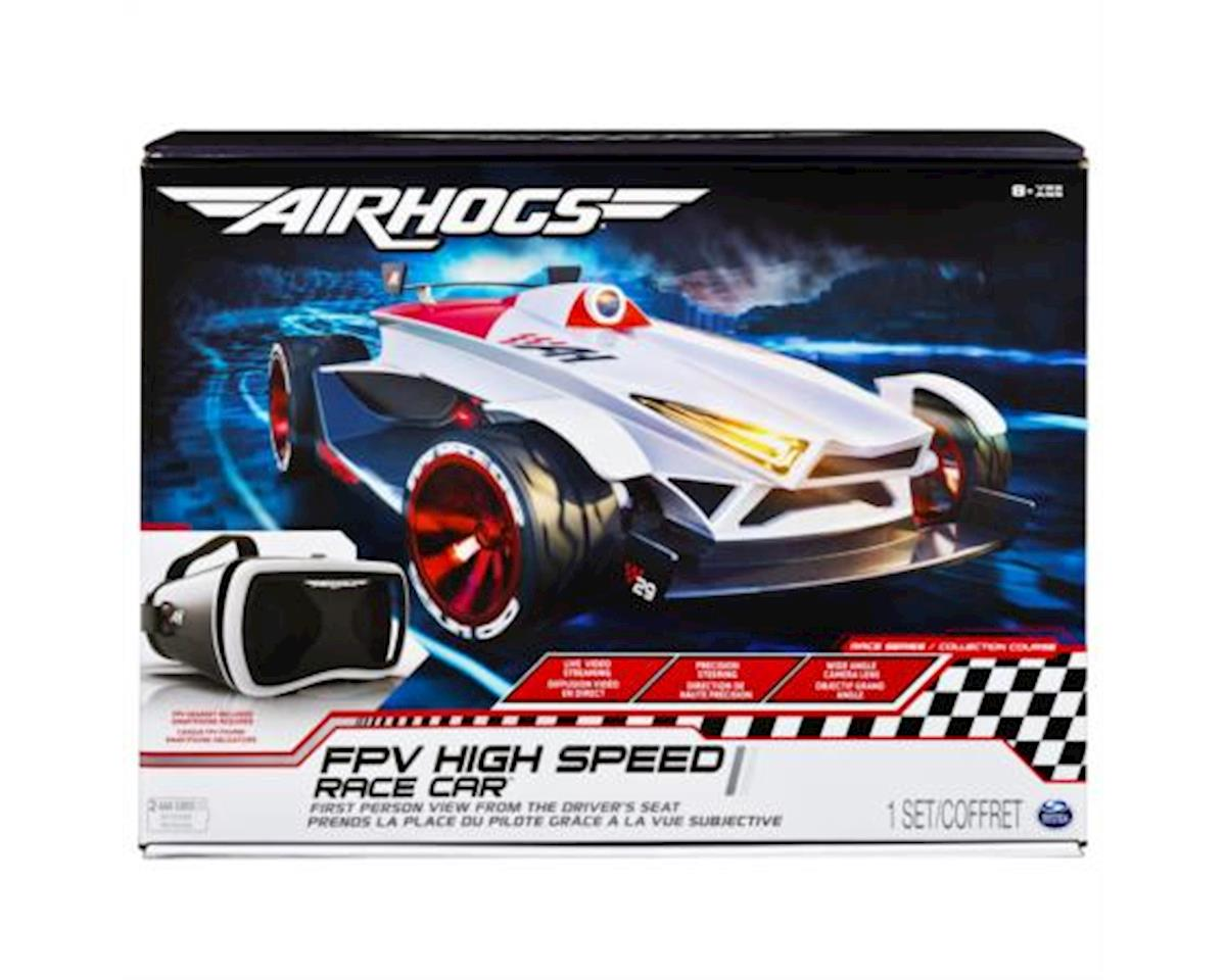 Spinmaster Toys Air Hogs FPV High Speed Race Car