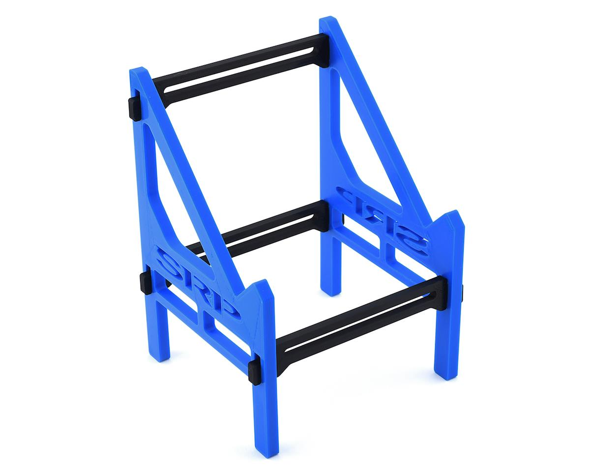 Schaffner Racing Products Junsi 406/308 Duo 5 Piece Charger Stand (Black/Blue)