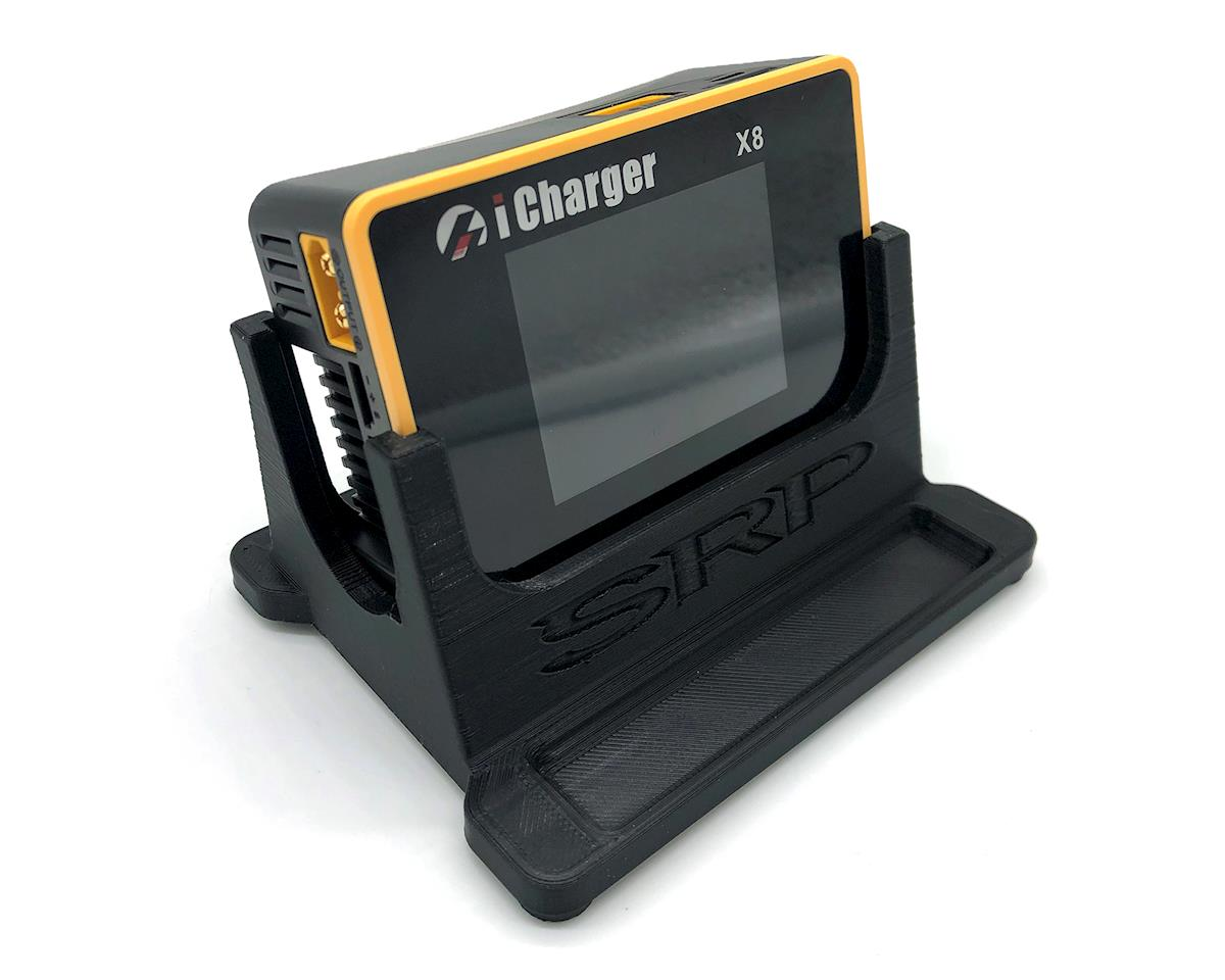 Schaffner Racing Products Junsi X8 Printed 1 Piece Charger Stand (Black)